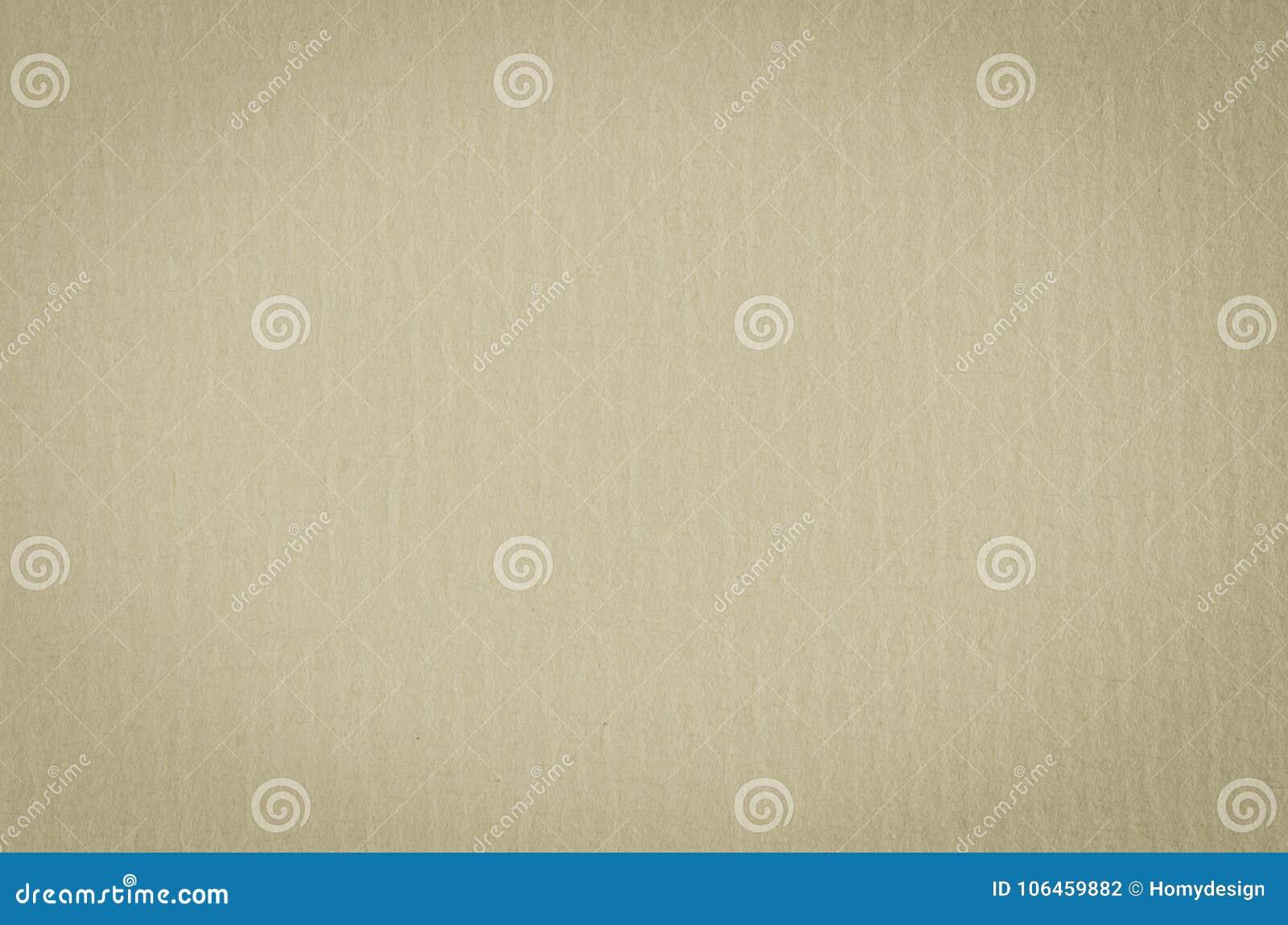 Cream Textured Paper Stock Photo Image Of Pattern Linen