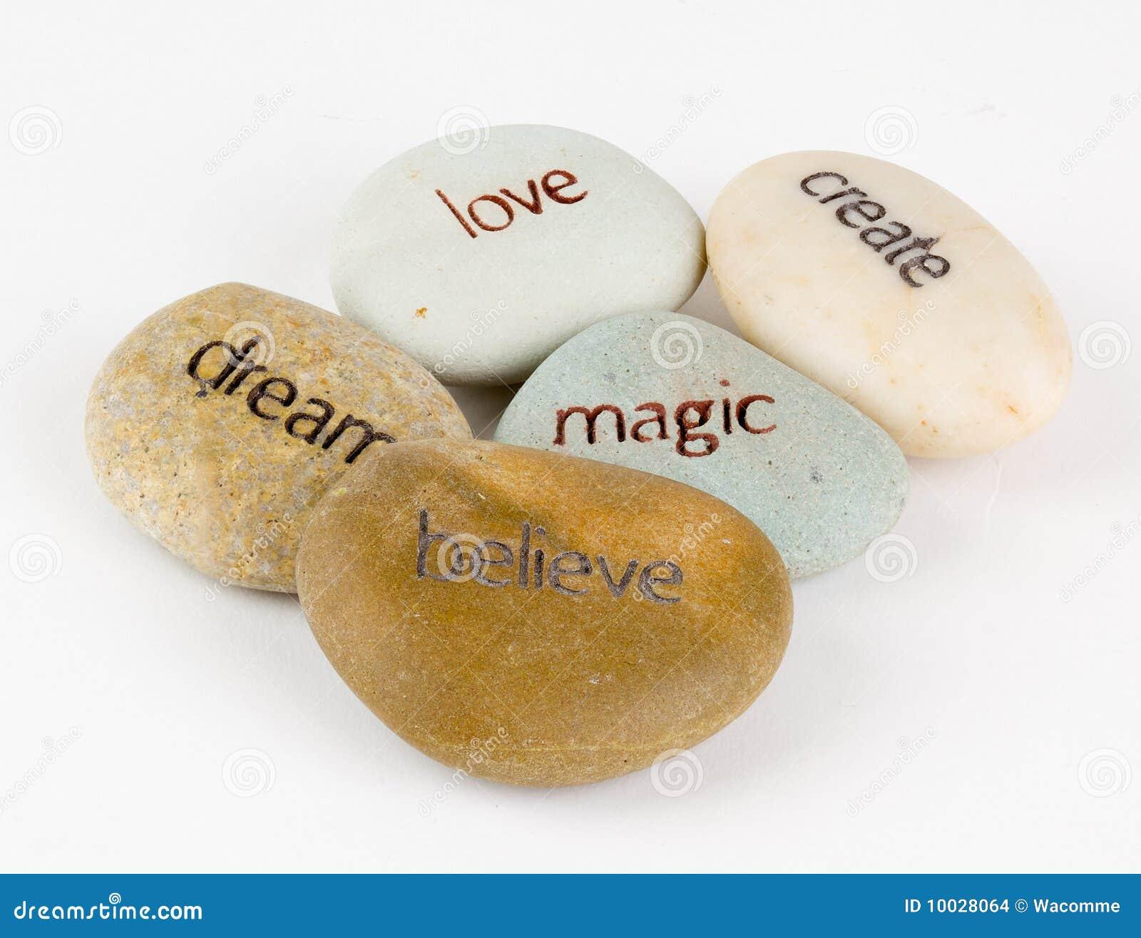 Why dream of stones 92