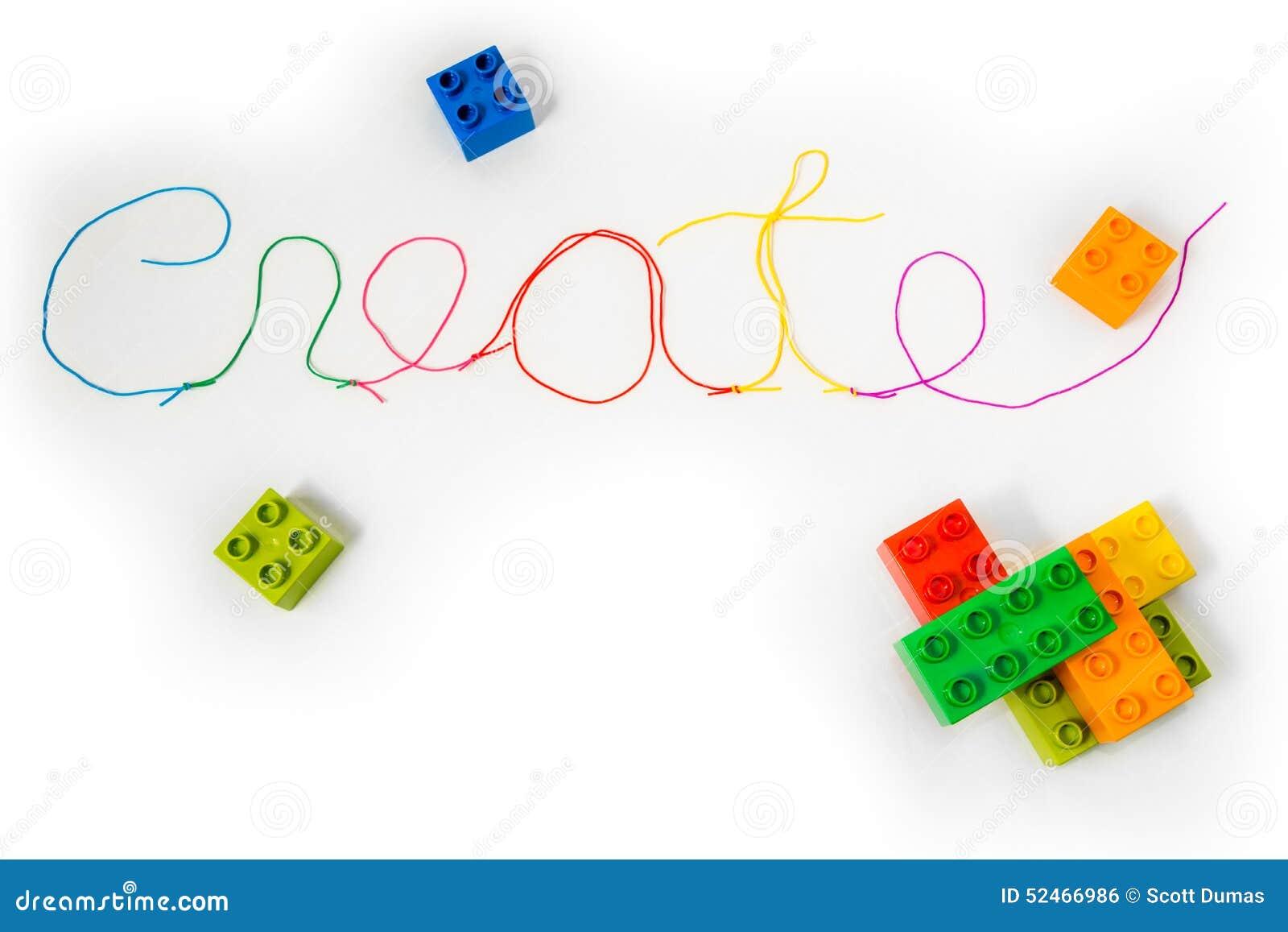 Stocks Download Shivam Creation: Create Stock Photo. Image Of Conceptual, Create, Word