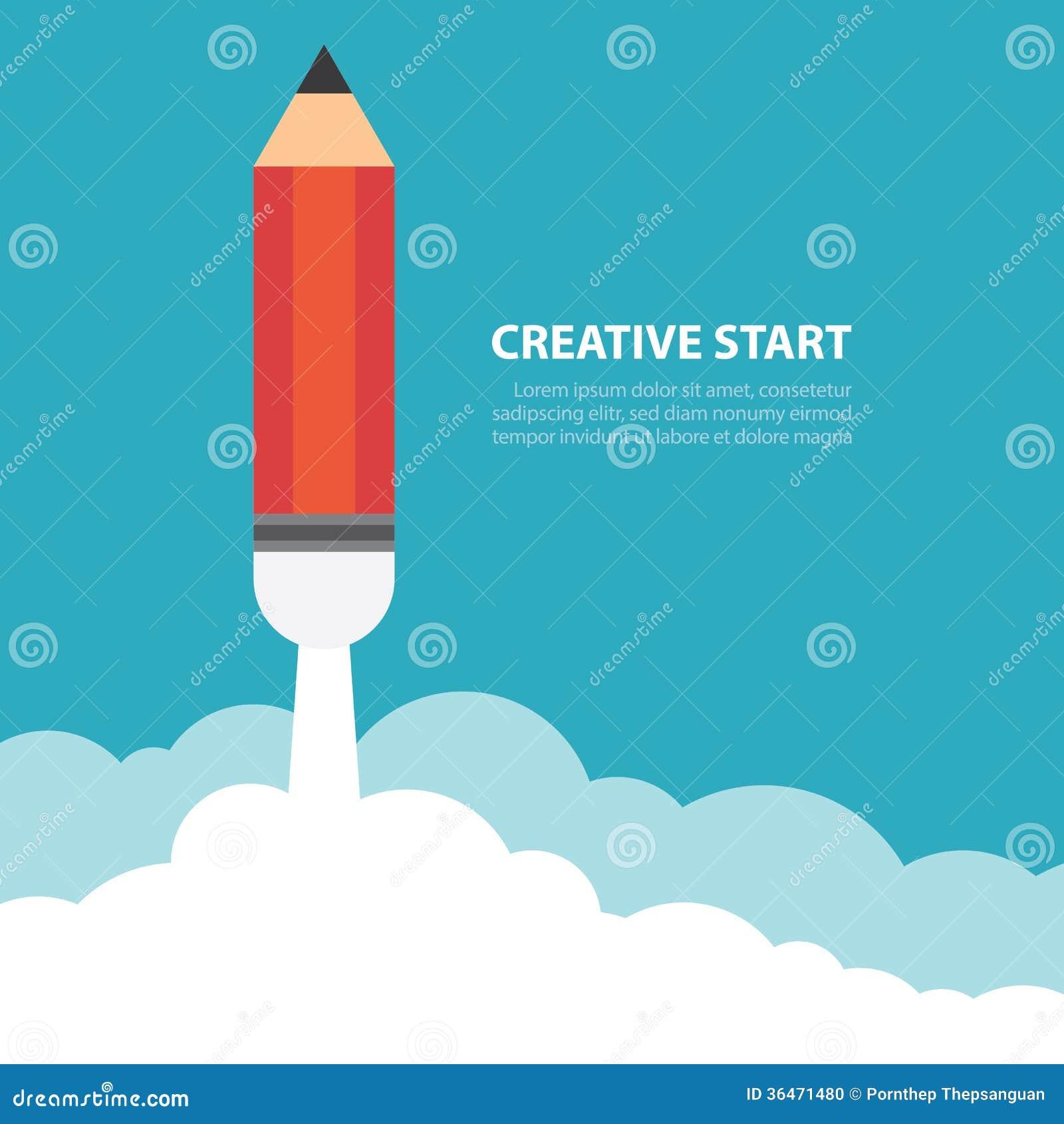 Creatief begin