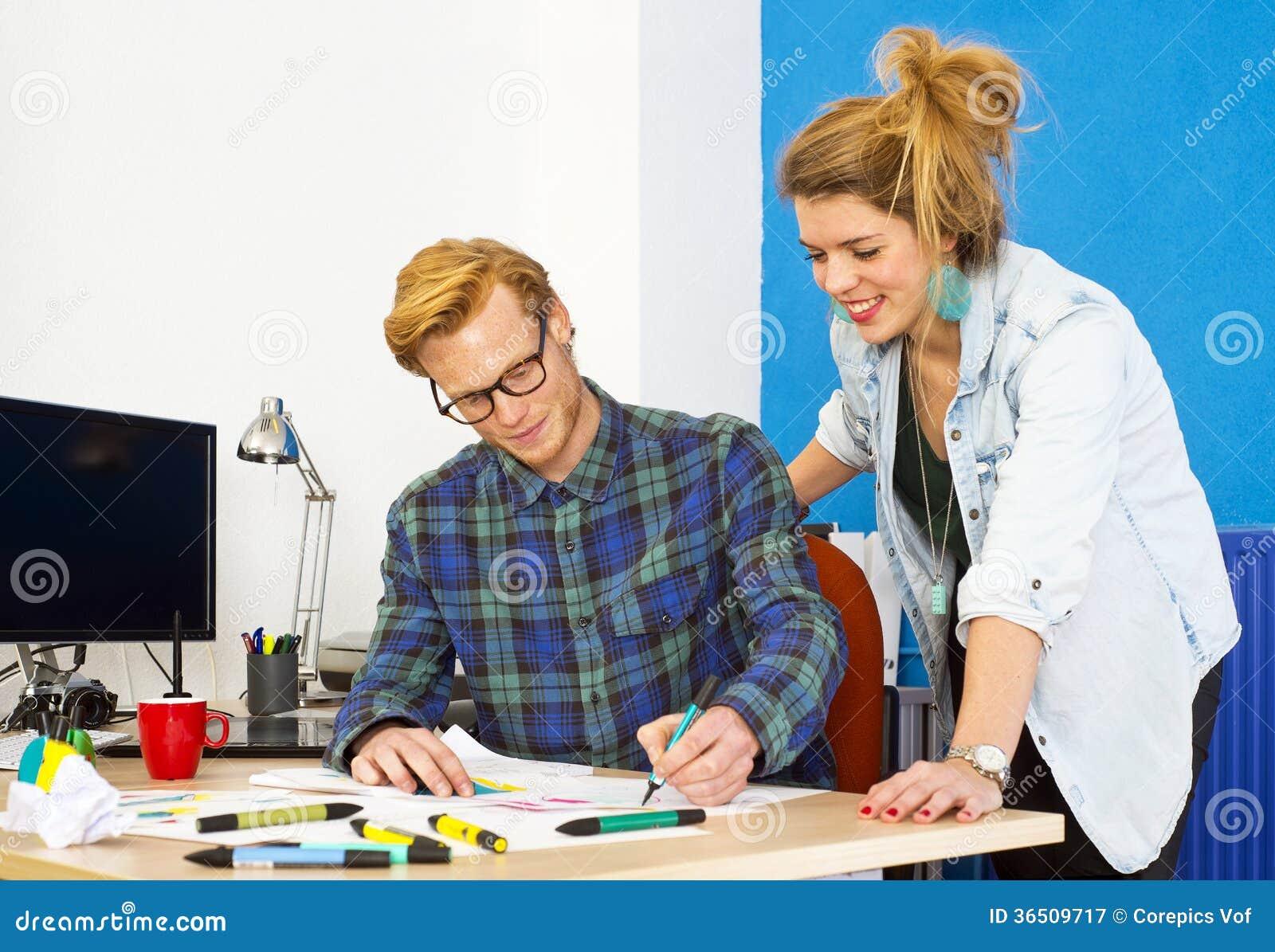 Creatieve ontwerpers