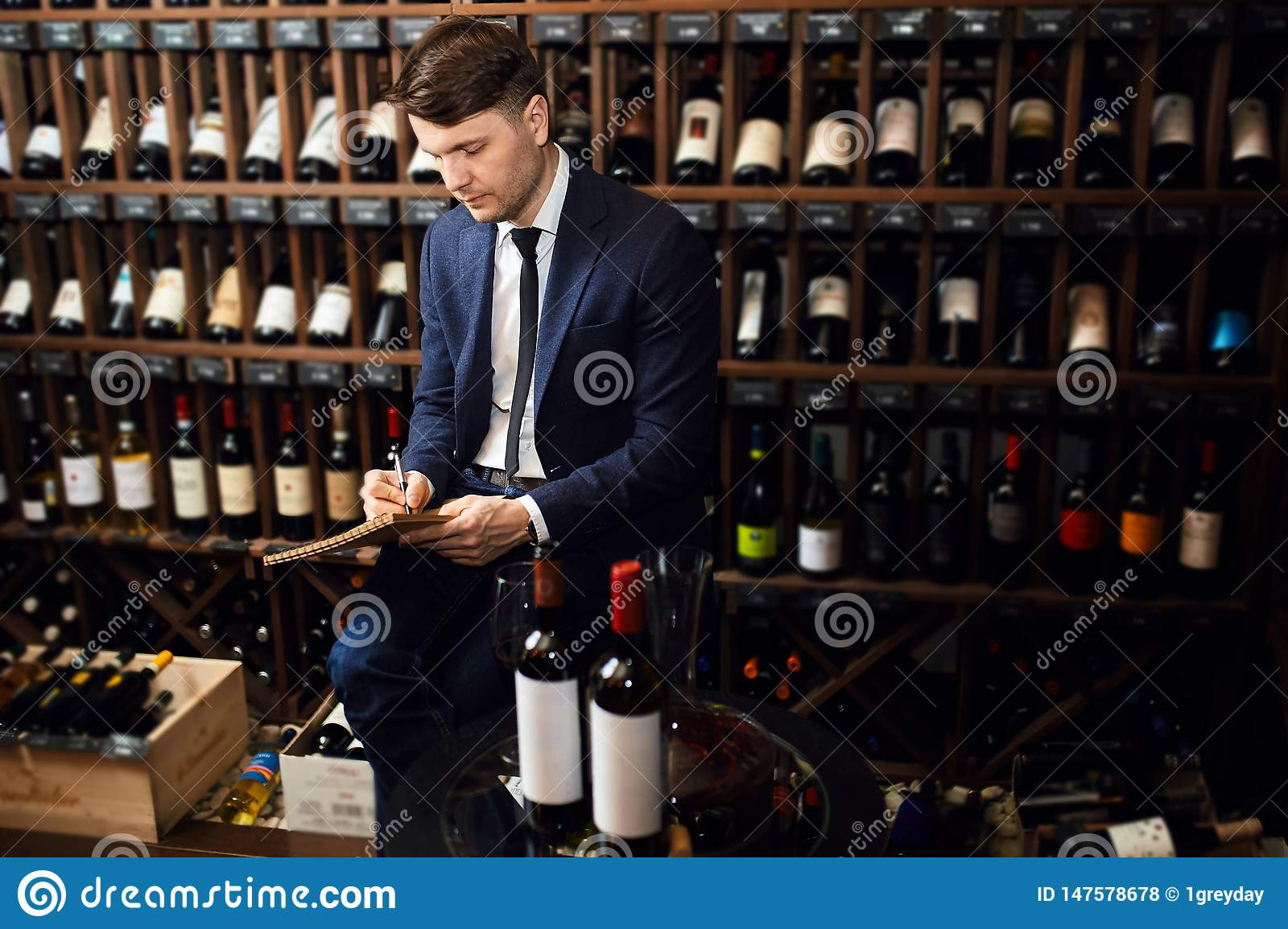 Creating a diverse wine list at price points for all diners