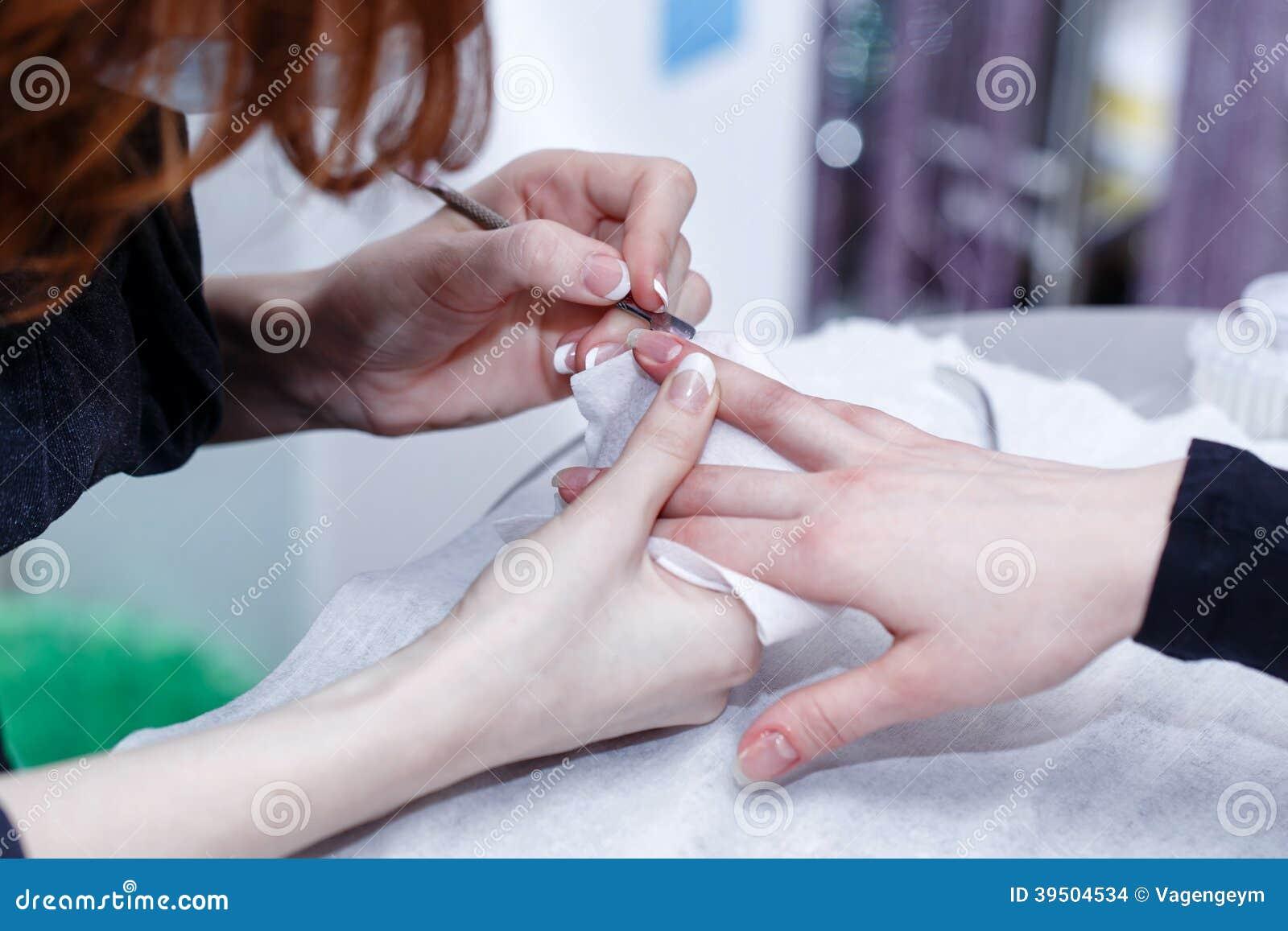 Creation manicure
