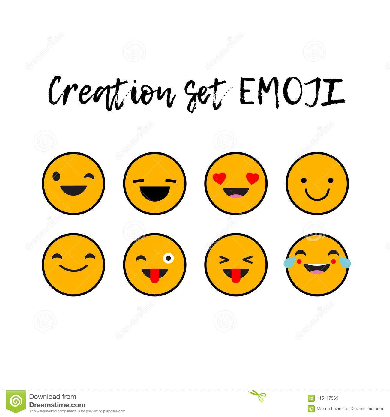 Various Lists of Emotions