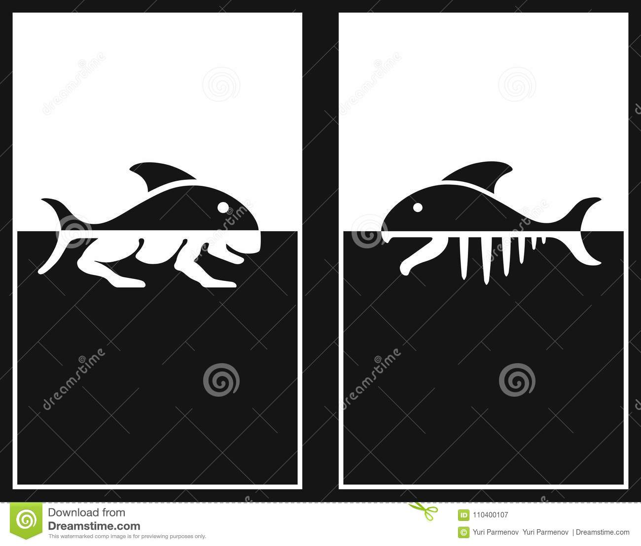 Creation Sign The Theory Of Evolution Of Lamarck Dna Concept