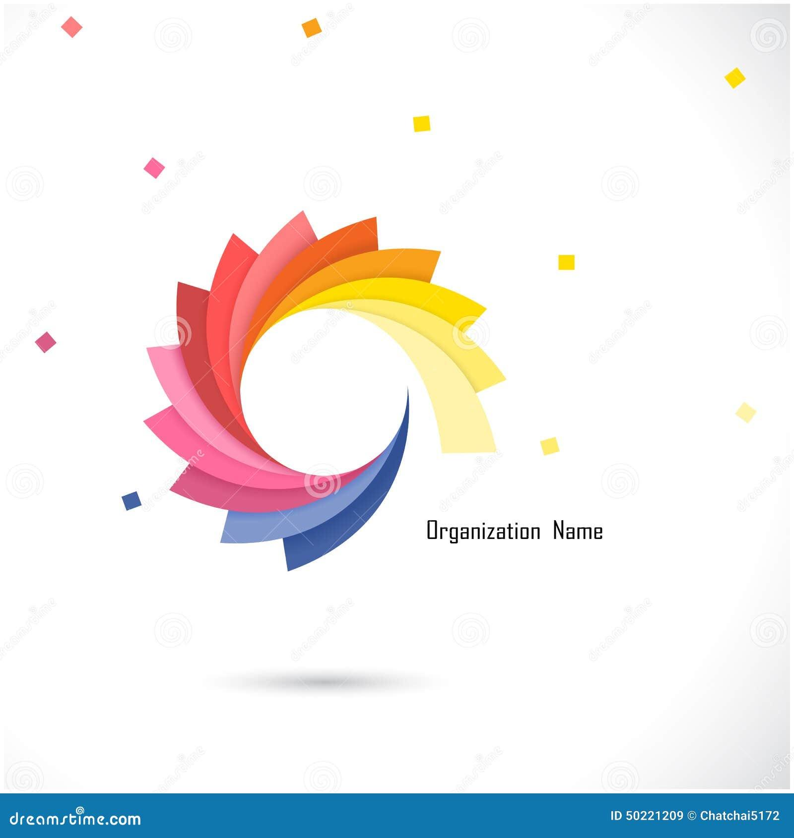 Creative Abstract Vector Logo Design Template. Corporate ...
