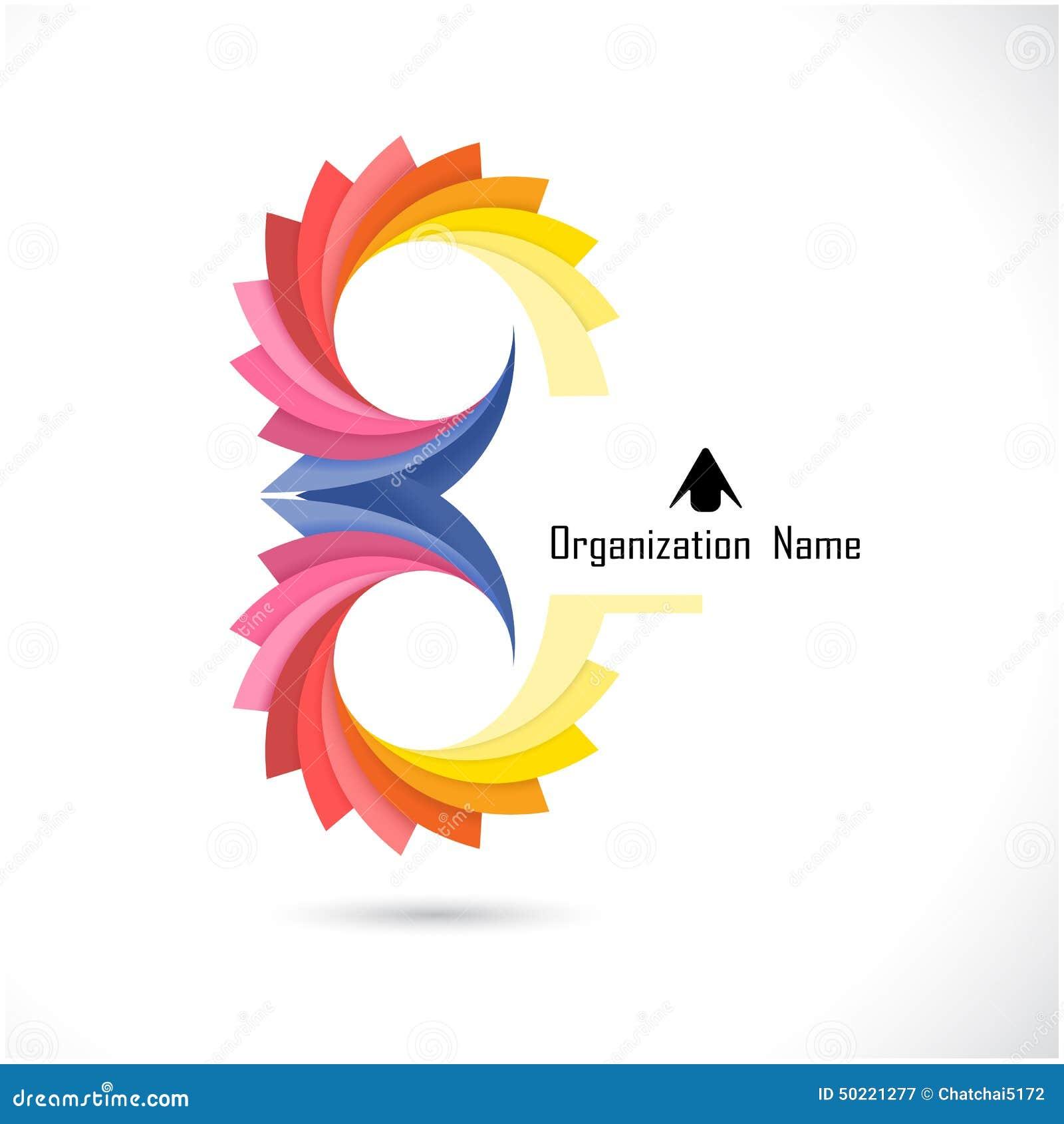 Creative Abstract Vector Logo Design Template. Corporate Busines ...