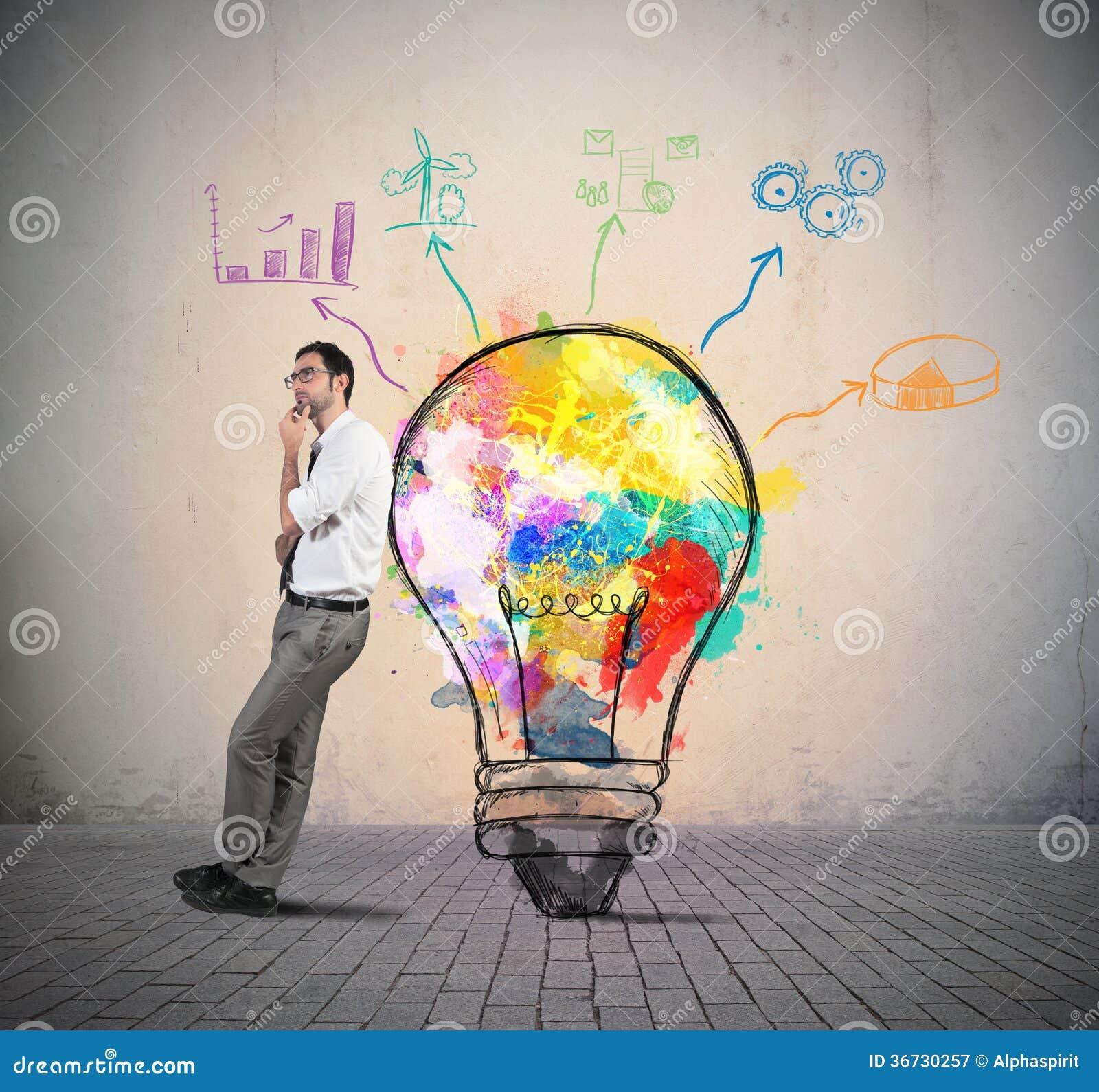 Creative Business Idea Royalty Free Stock Photography ...