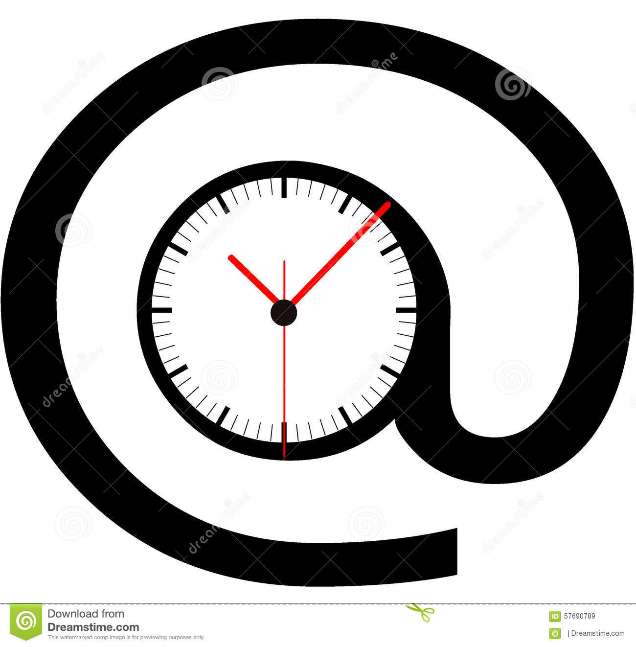 This is an image of Candid Clock Face Designs