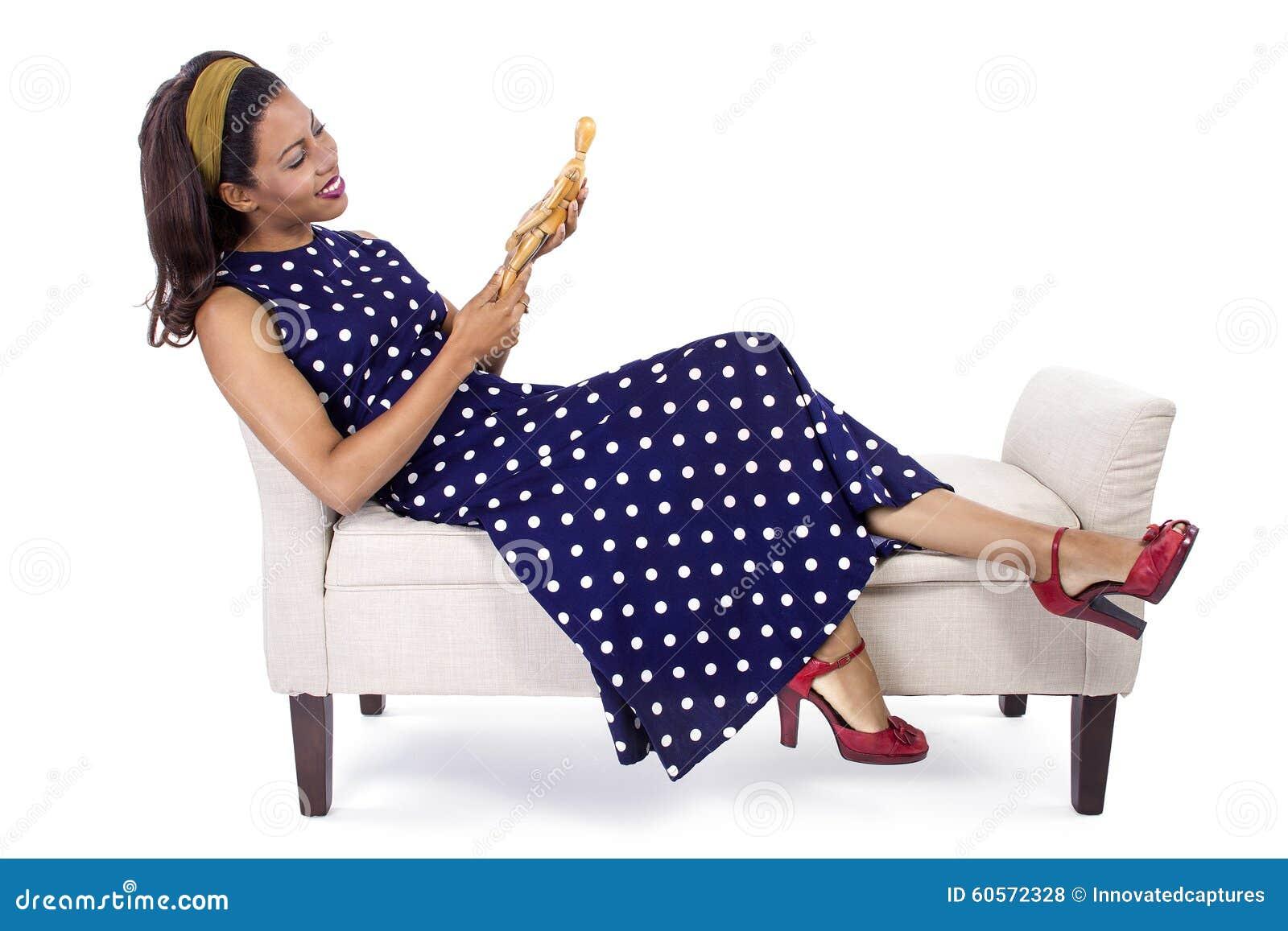 Creative Fashion Designer Thinking Stock Photo - Image: 60572328
