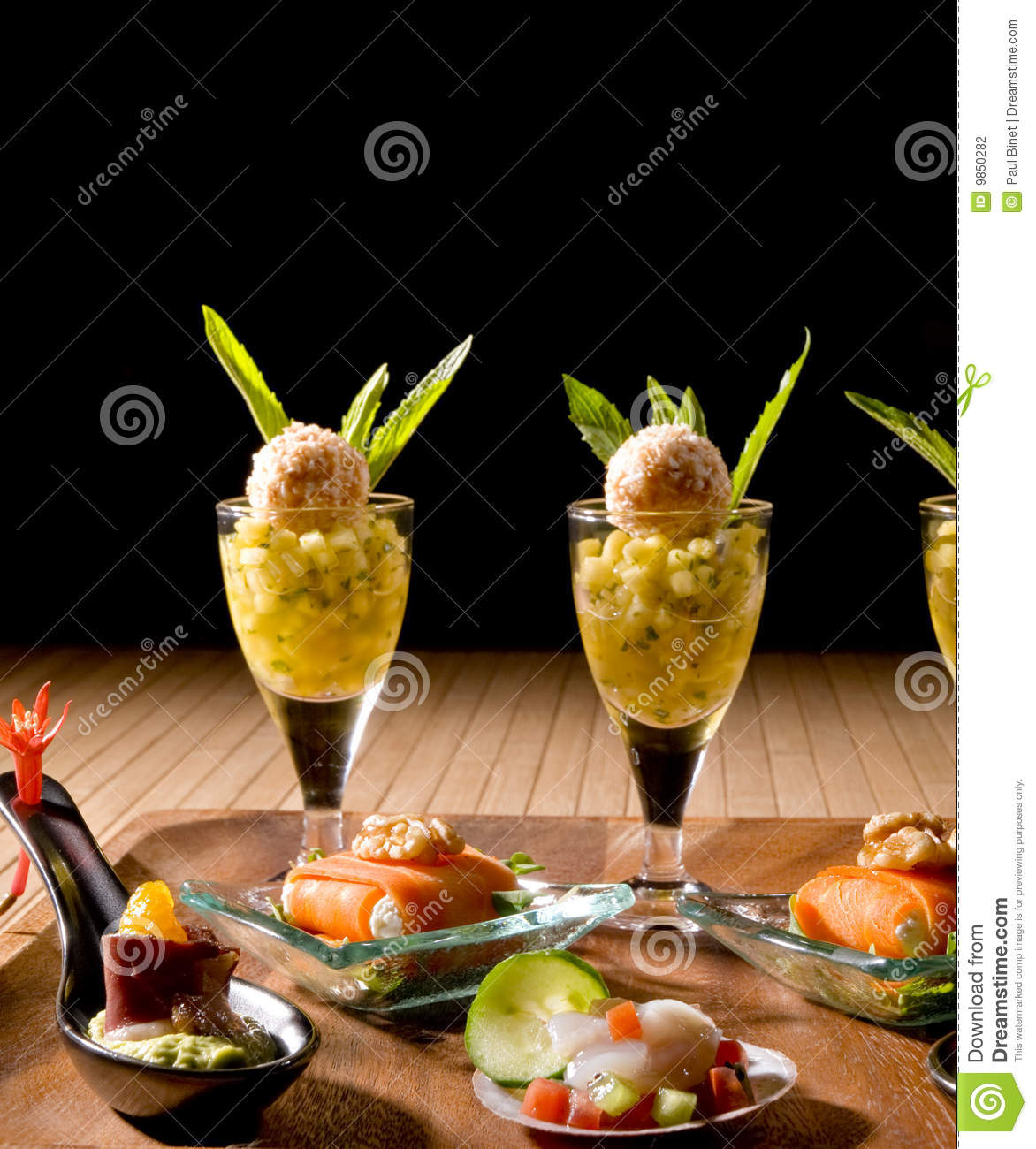 Creative food group a stock photography image 9850282 for Creation cuisine