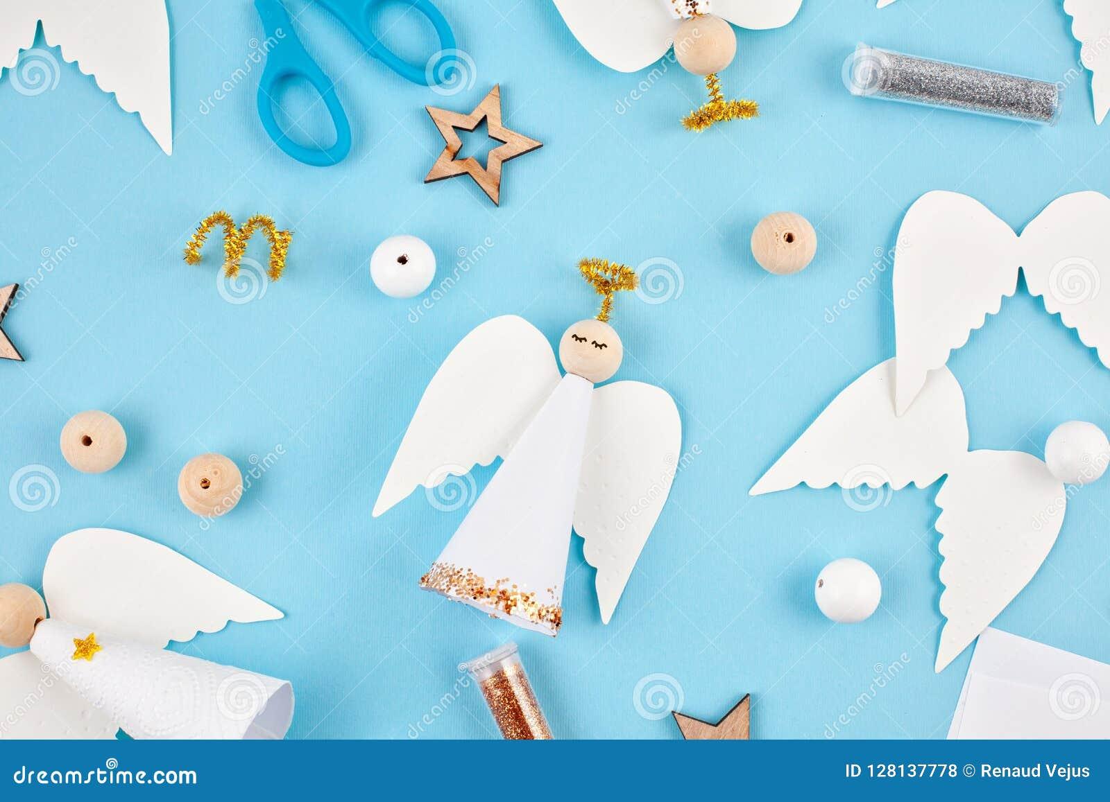 Creative Hobby Diy Christmas Decoration Process Of Making Hand