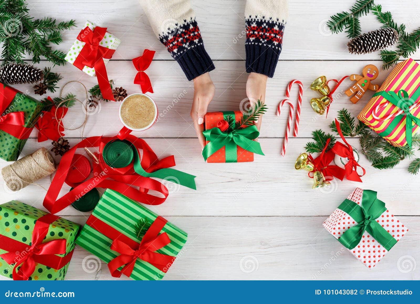 Modern handmade christmas gifts