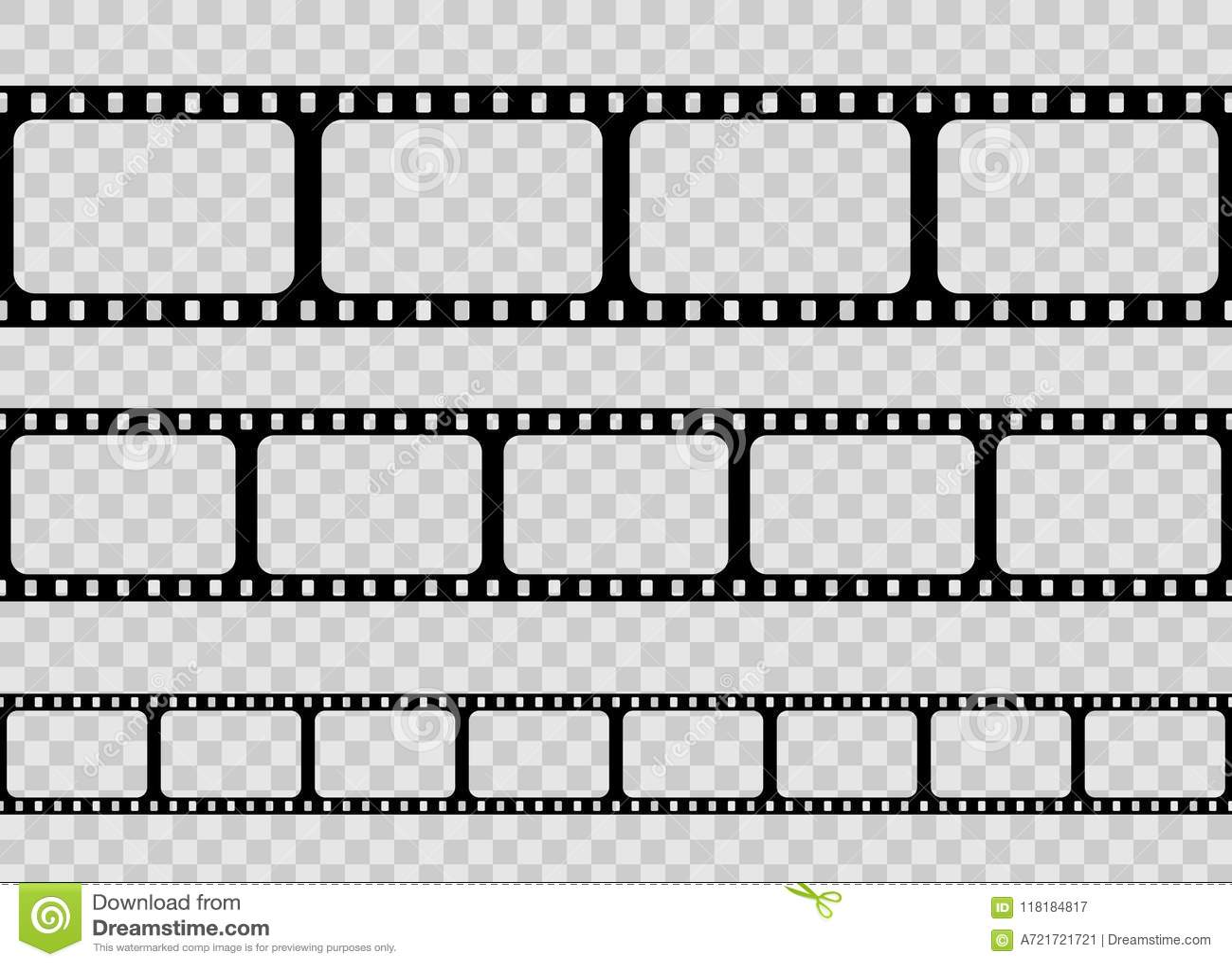 Film strip art