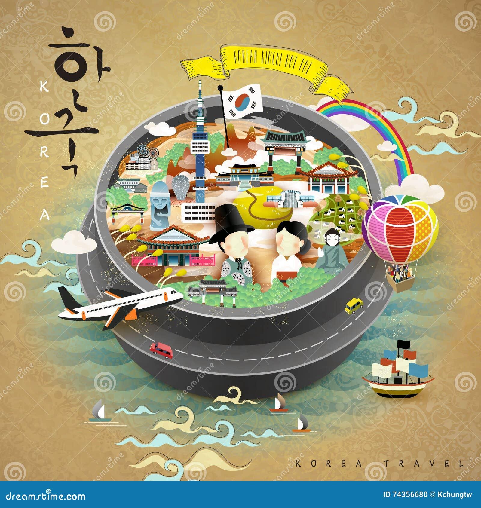 Korean poster design - Creative Korea Poster