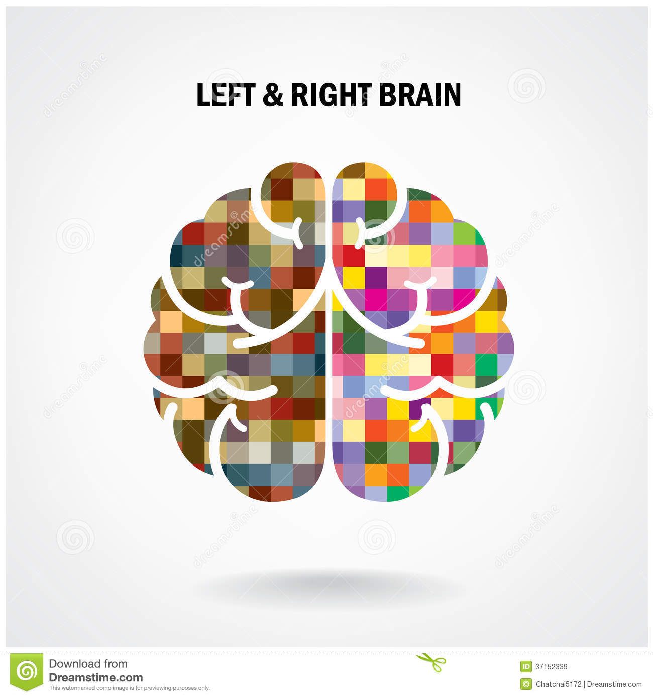 Left-brained people can be entrepreneurs, too