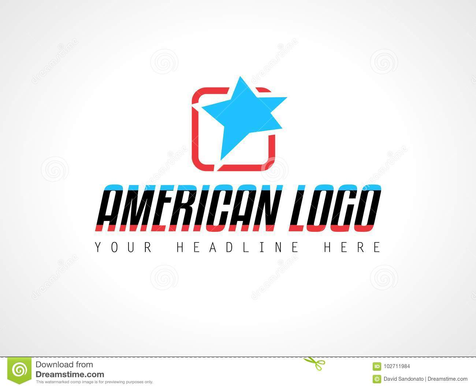 Download Creative Logo Design For Brand Identity Company Profile Or Corp Stock Vector