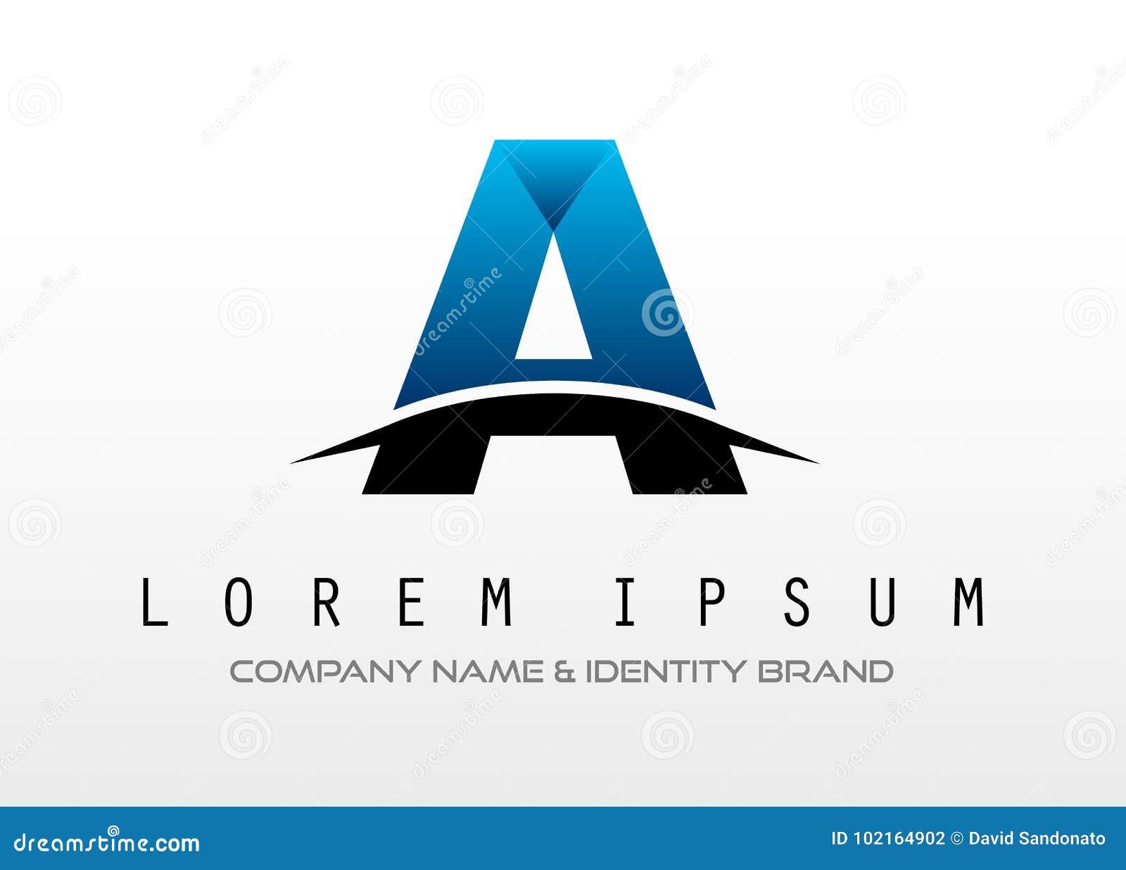 Creative Logo letter design for brand identity, company profile