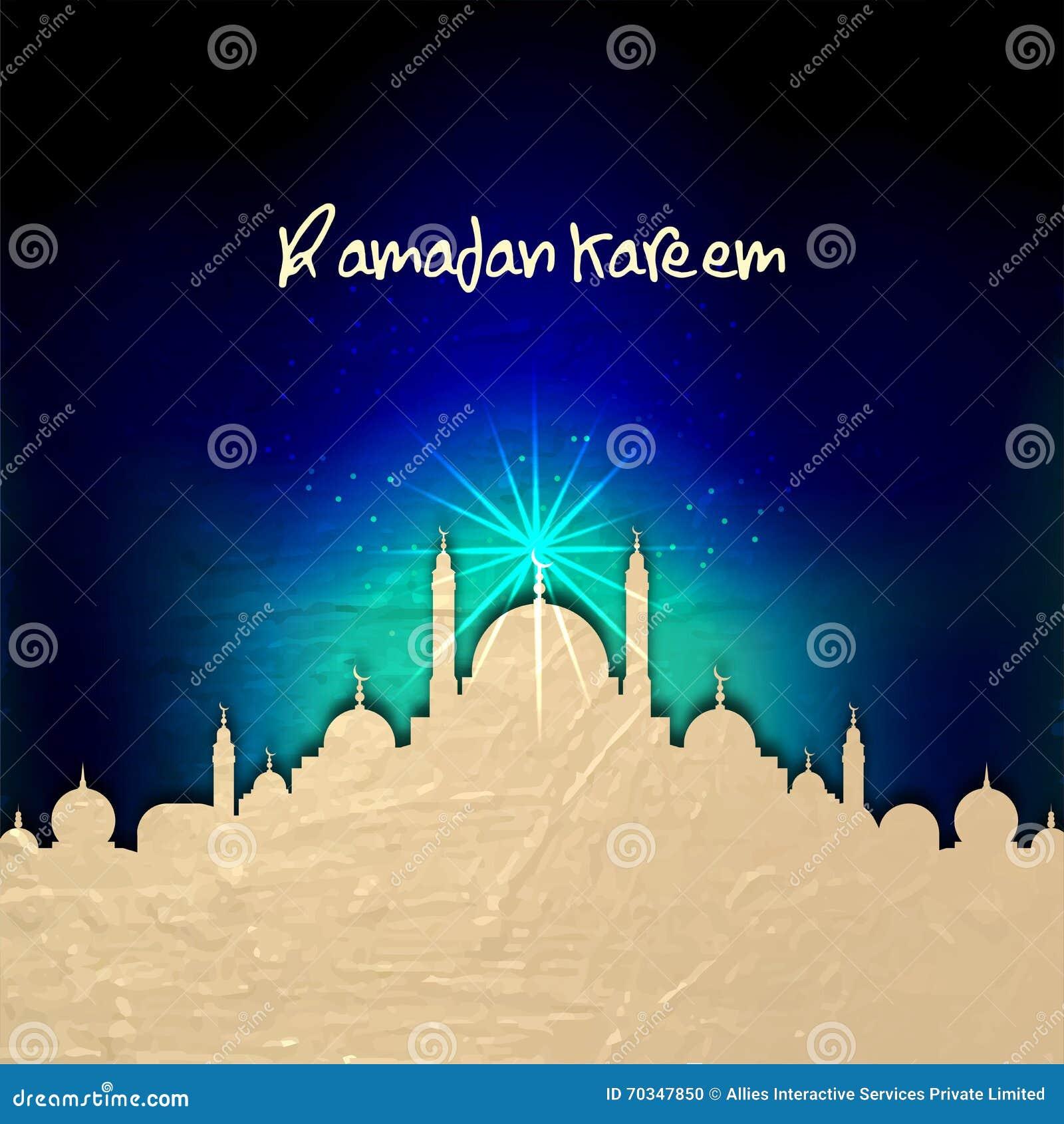 Mosque background for ramadan kareem stock photography image - Creative Mosque For Ramadan Kareem Stock Photo