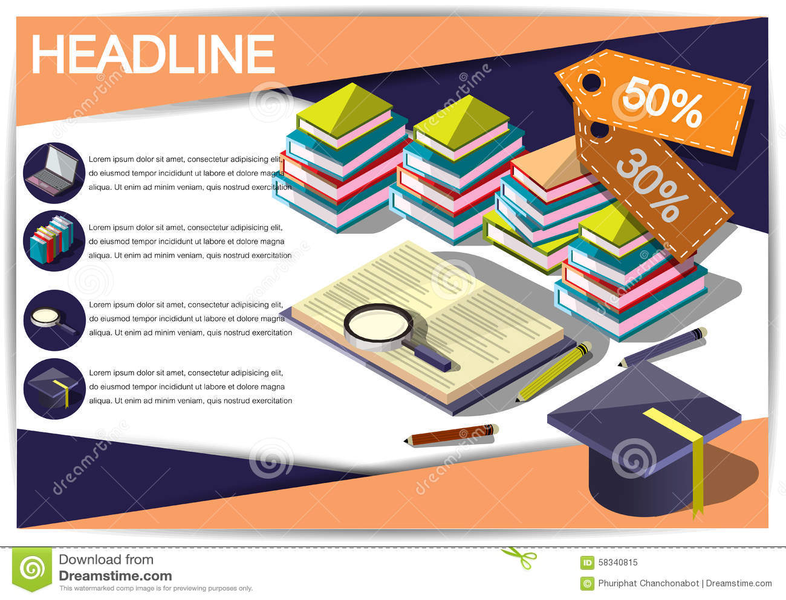 creative report template