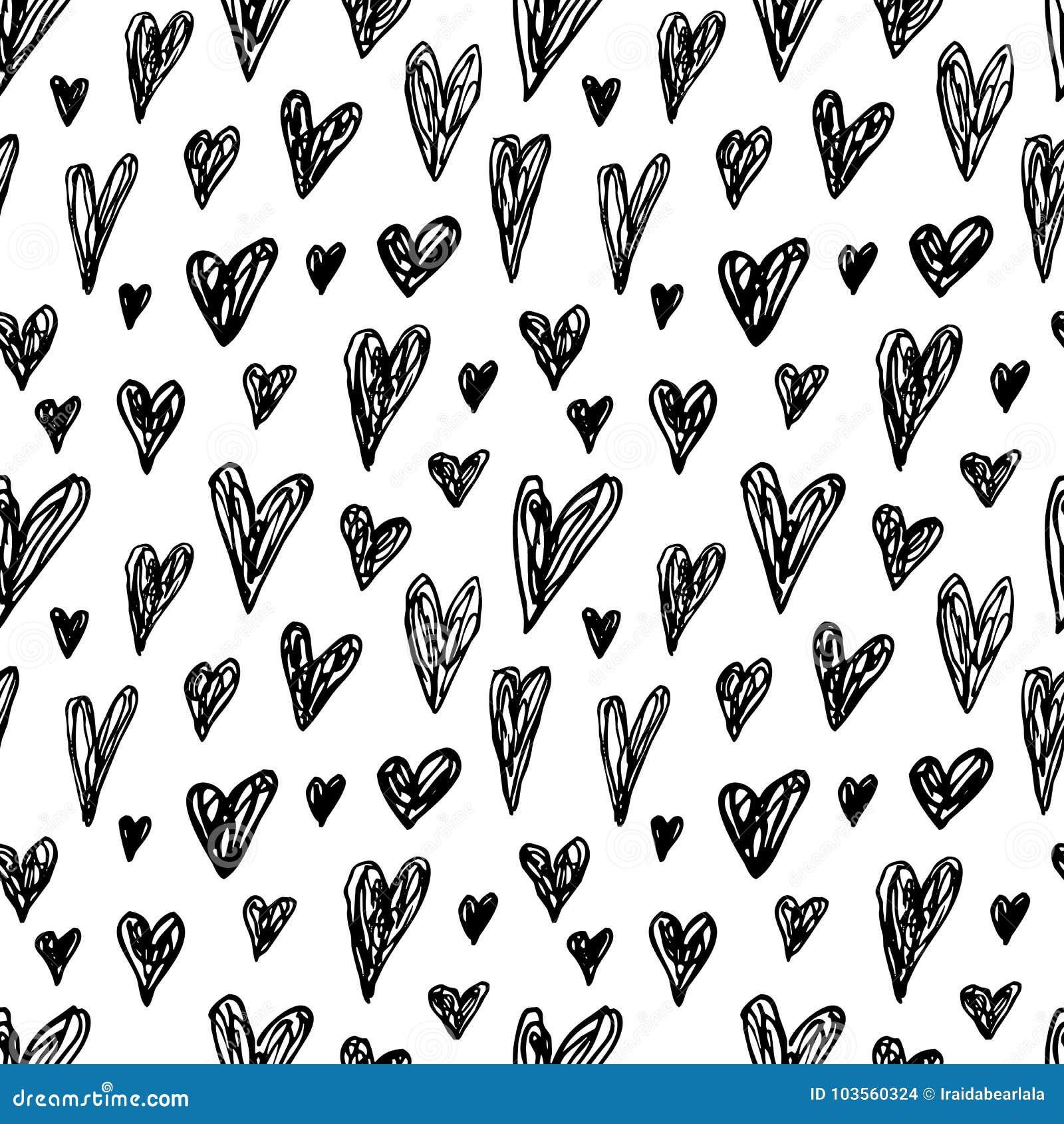 Creative Seamless pattern.