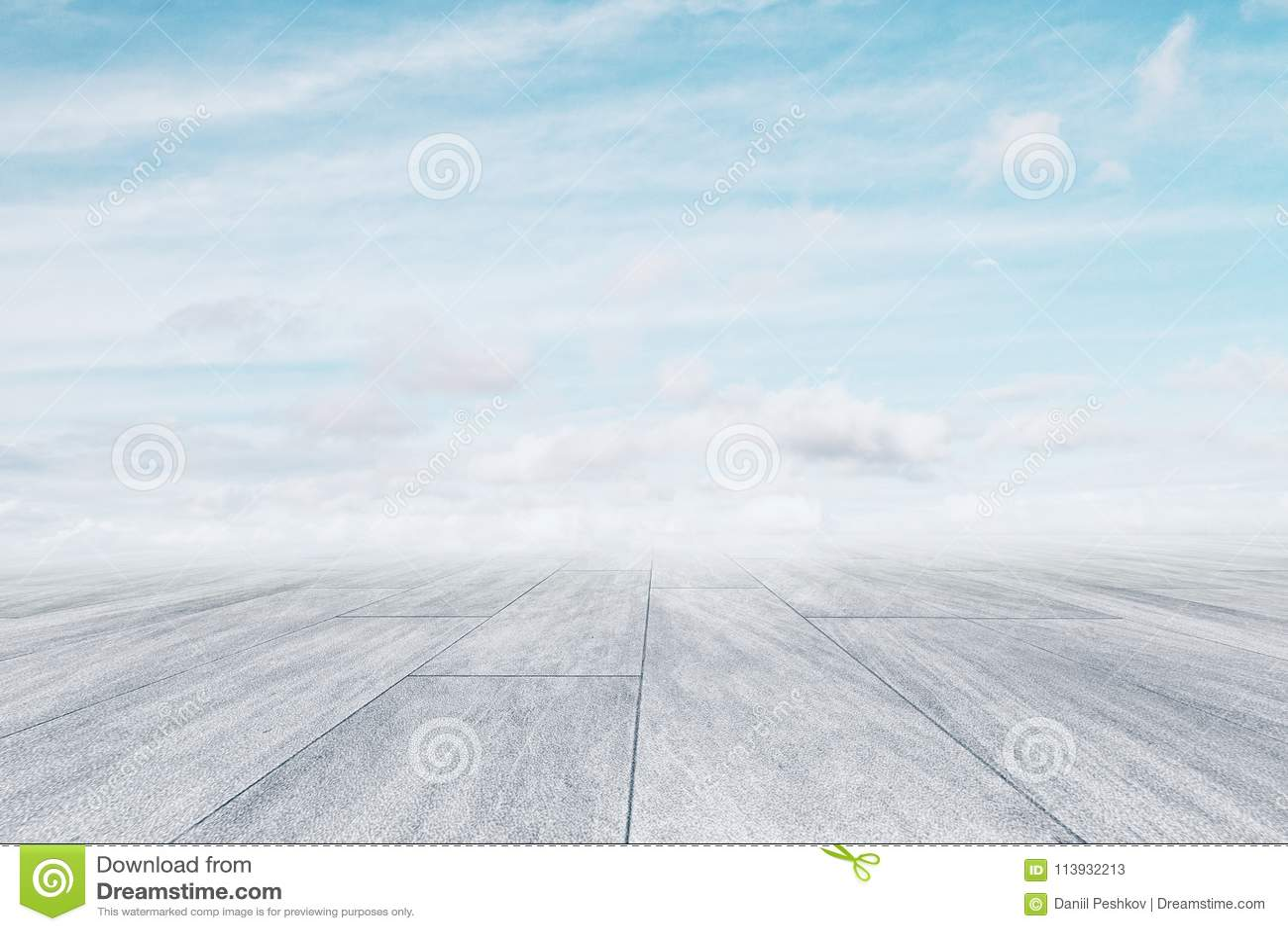 Creative Sky And Ground Background Stock Image Image Of Nobody