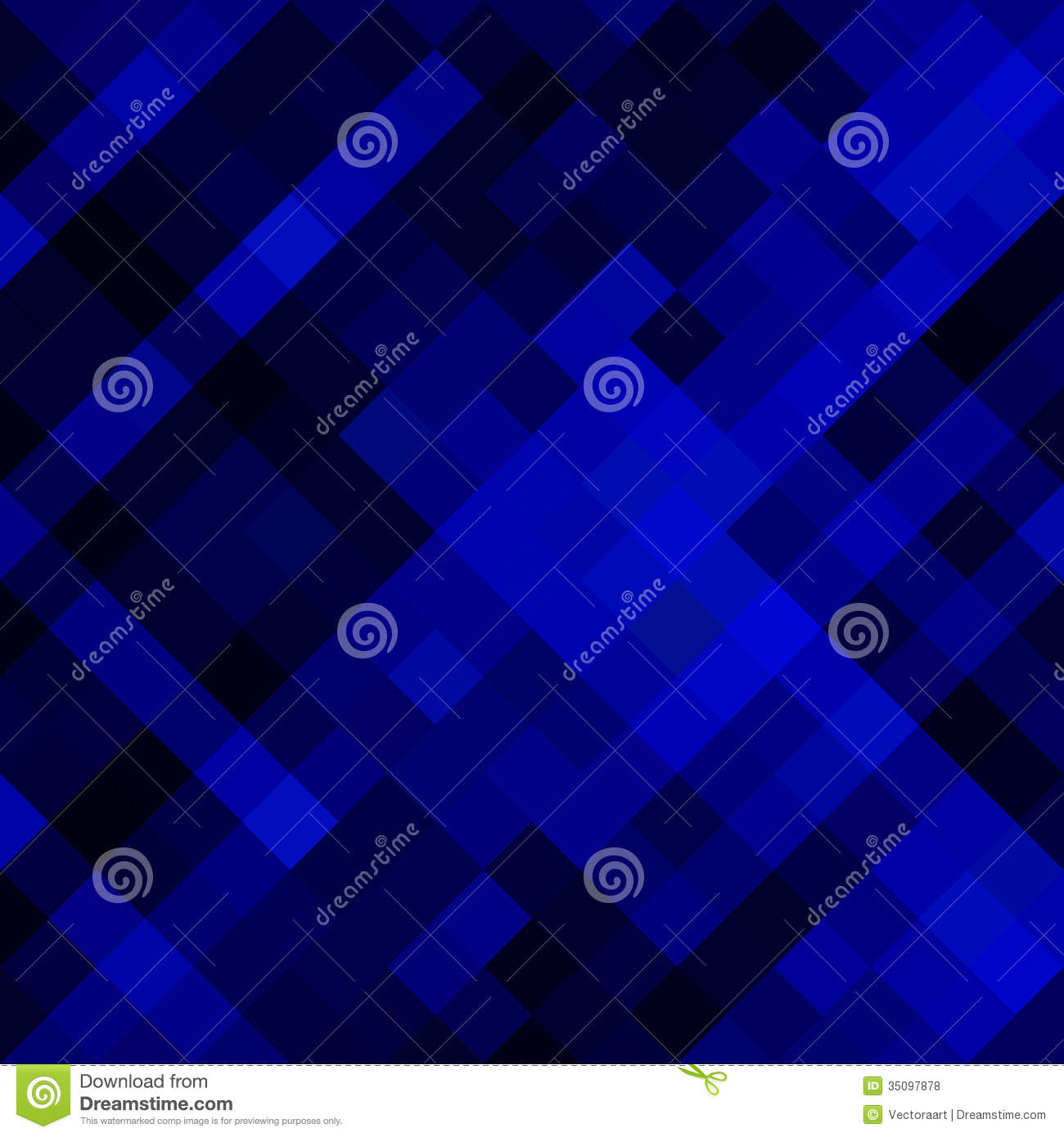Blue square pattern background - photo#20