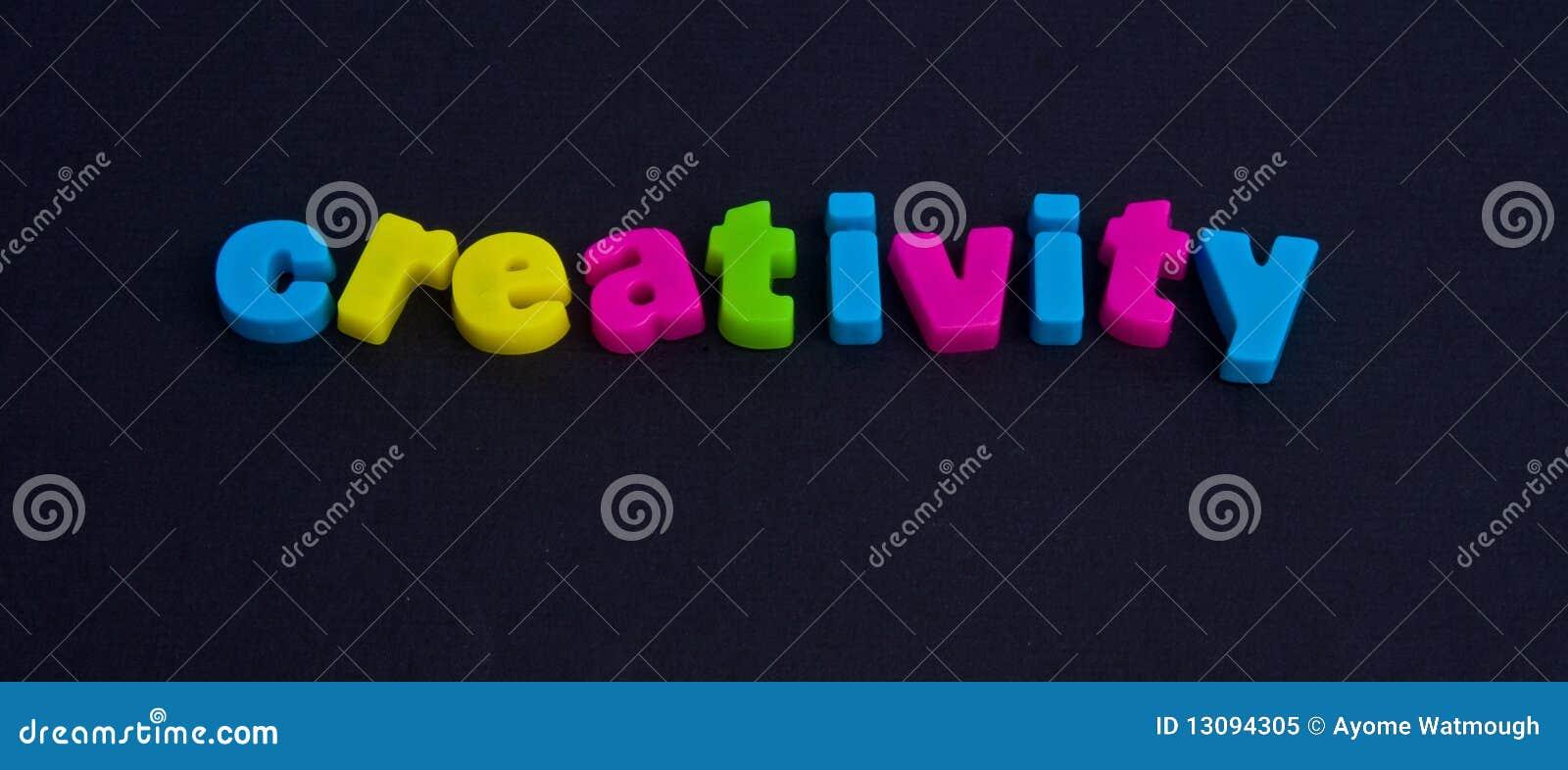 Creatividad: insignia posible.