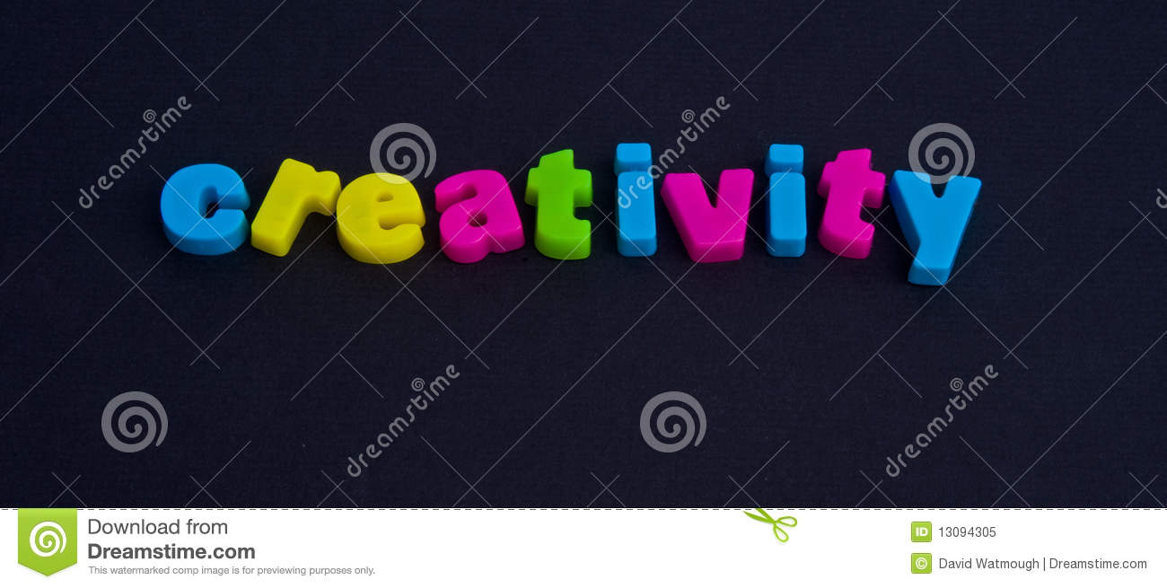 Creativity: possible logo.