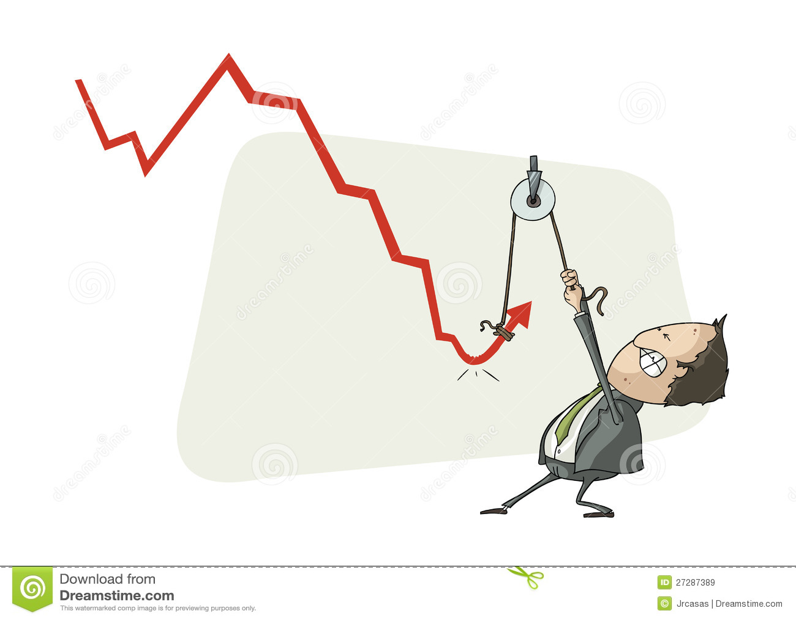 Crecimiento económico del rebote
