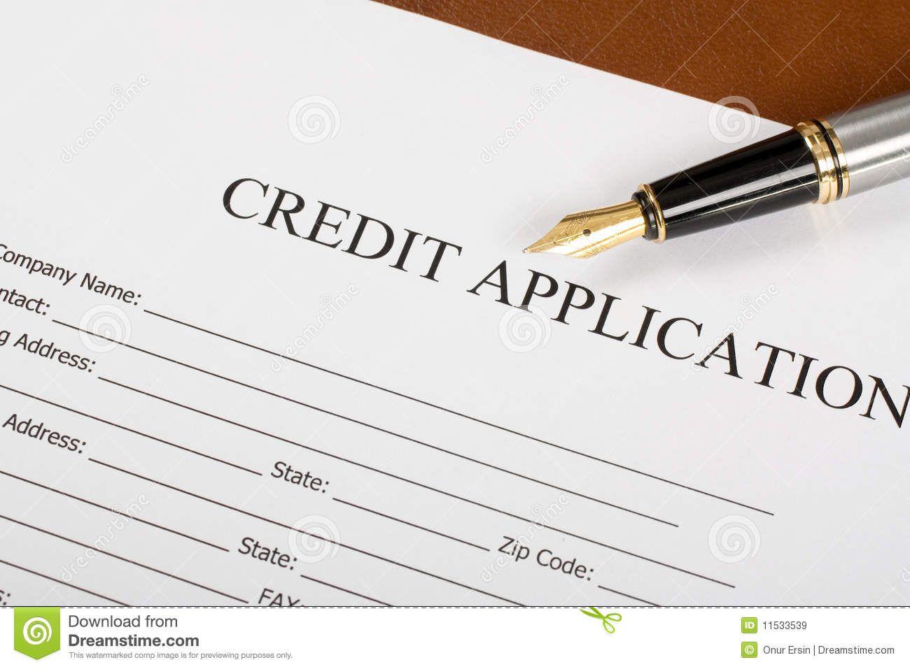 credit app Credit application template is one of the most significant aspects of any credit card application because the complete marketing strategy depends on its formats.