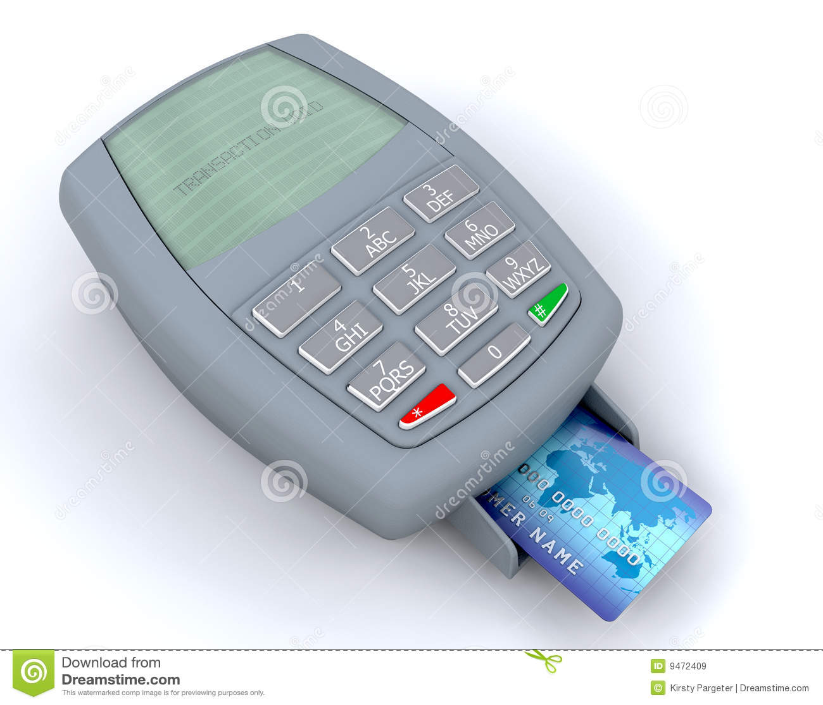 free credit card machine