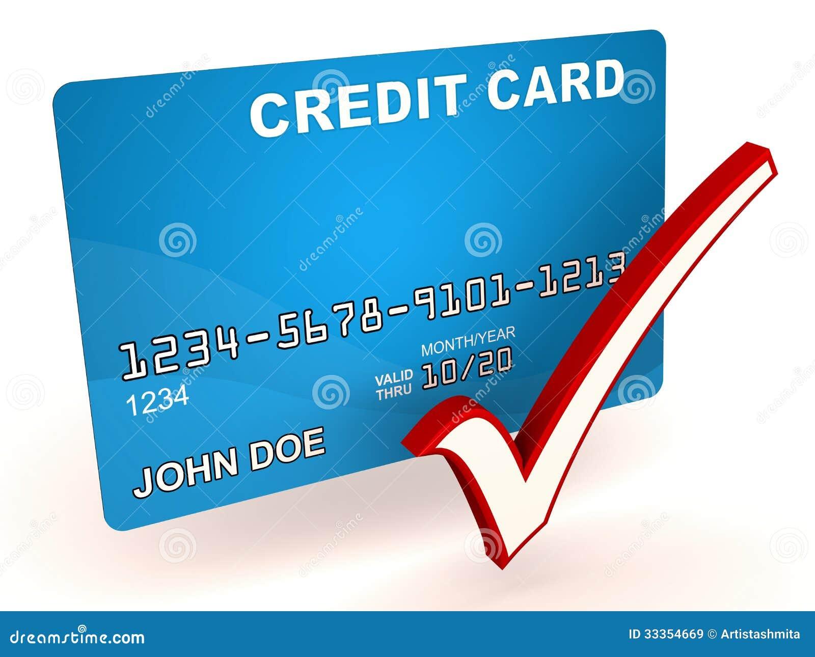 credit card ok royalty free stock images image 33354669. Black Bedroom Furniture Sets. Home Design Ideas