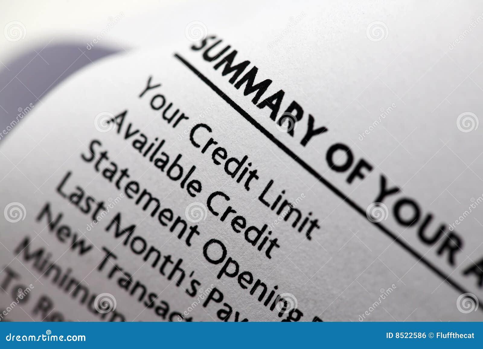 Credit card closing date in Perth