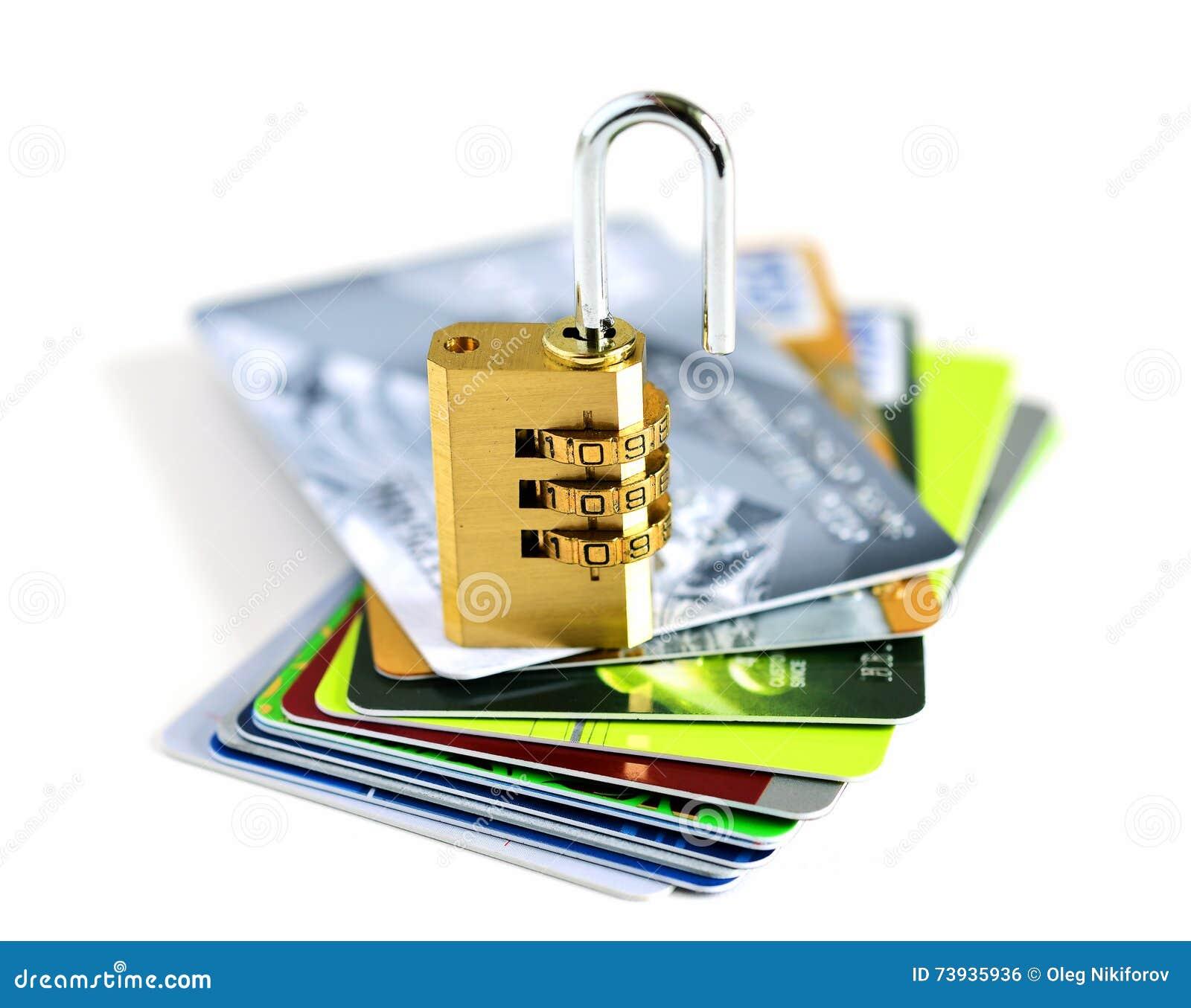 Creditcards en slot