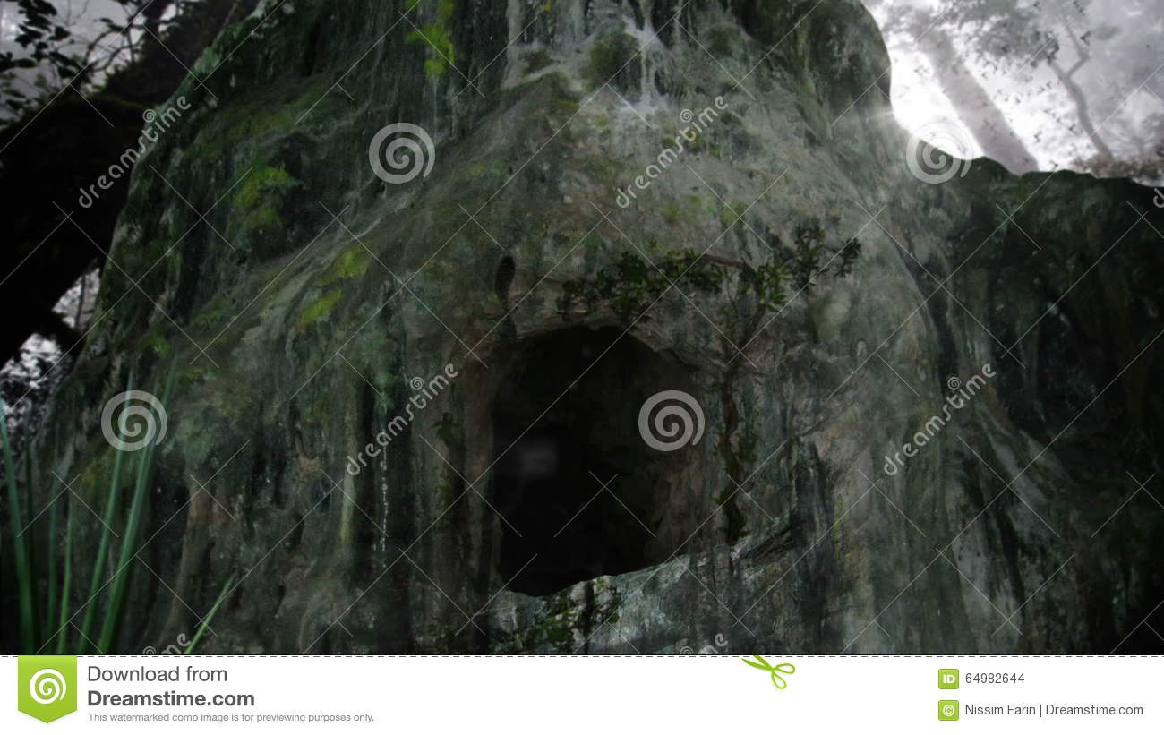 Creepy Cave Best Cave - An alien world lurks beneath in this creepy cave diving video