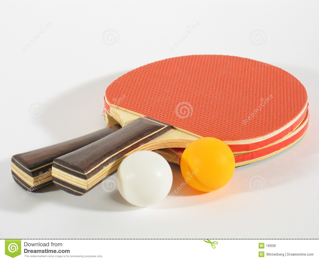 Cremagliere di ping-pong