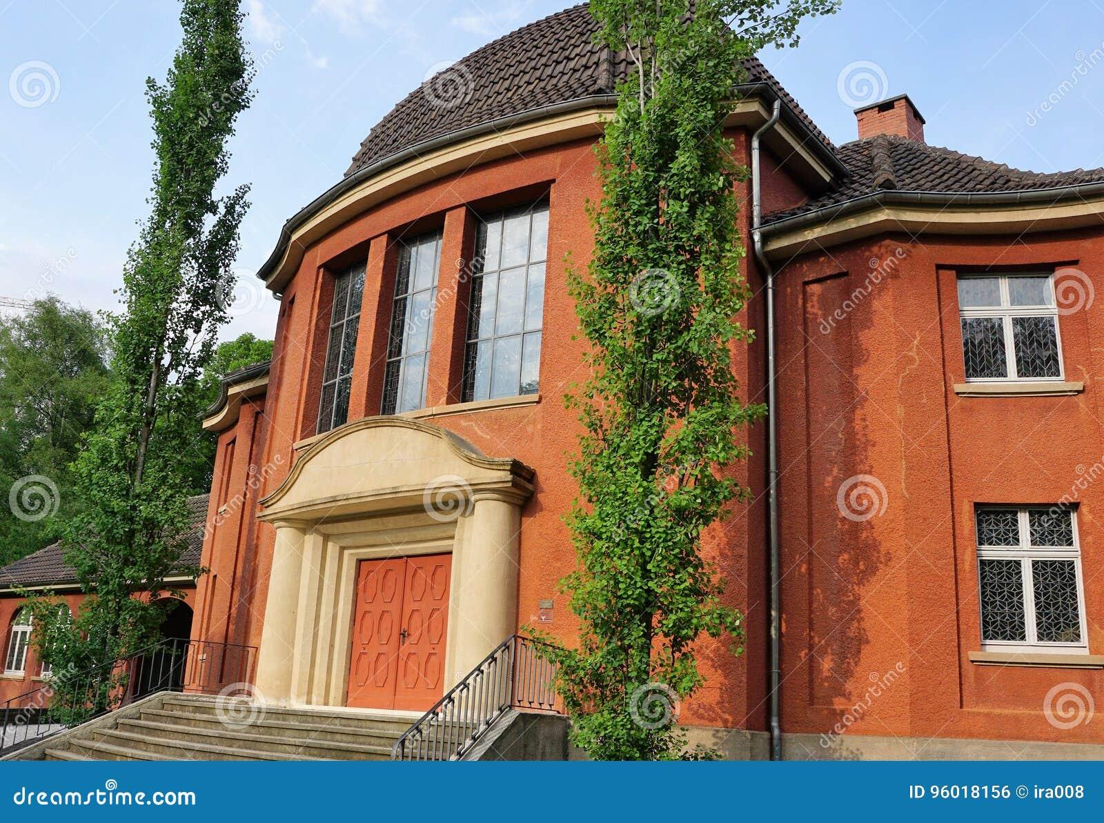 Crematório no tuttlingen