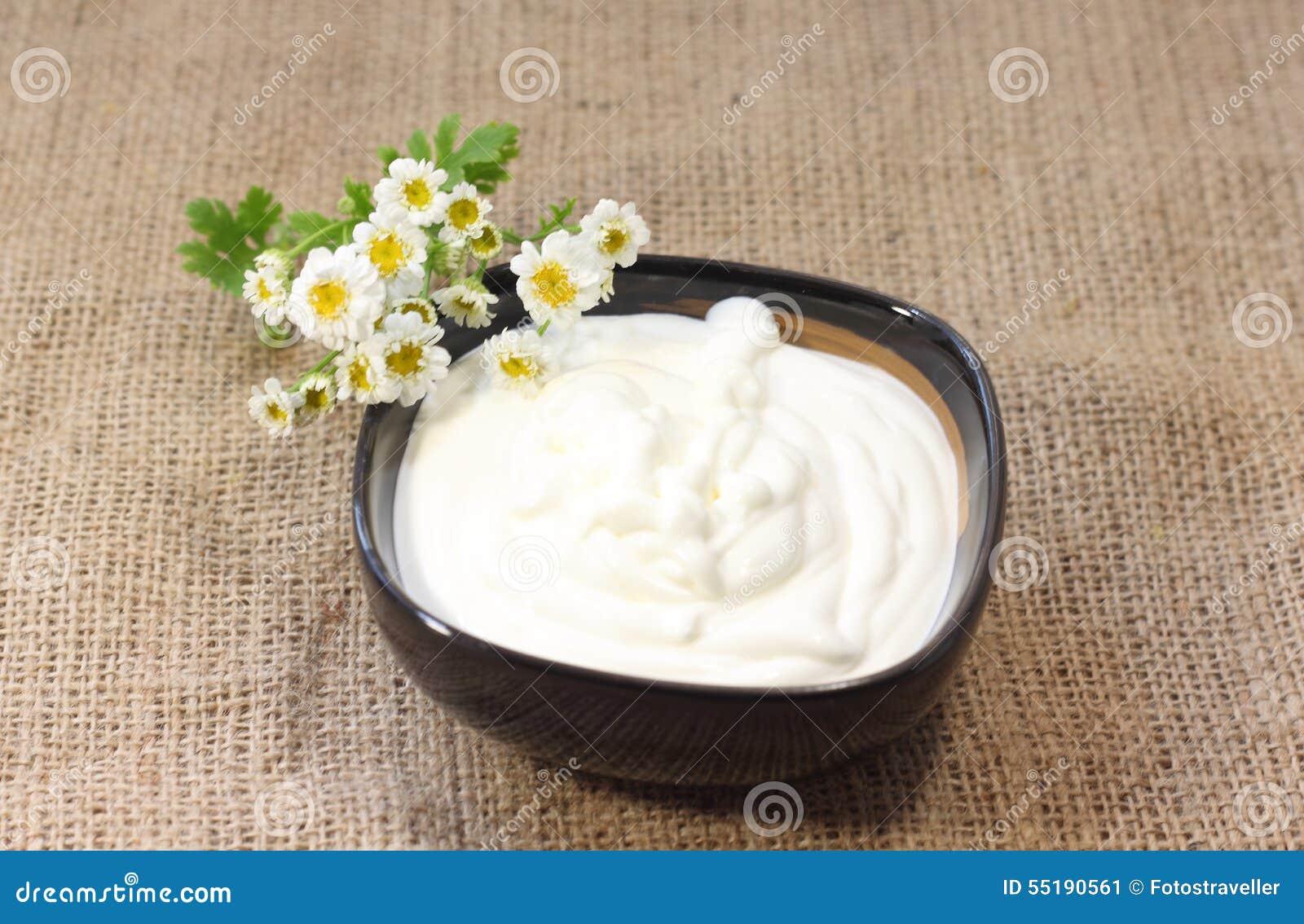 Creme de leite natural