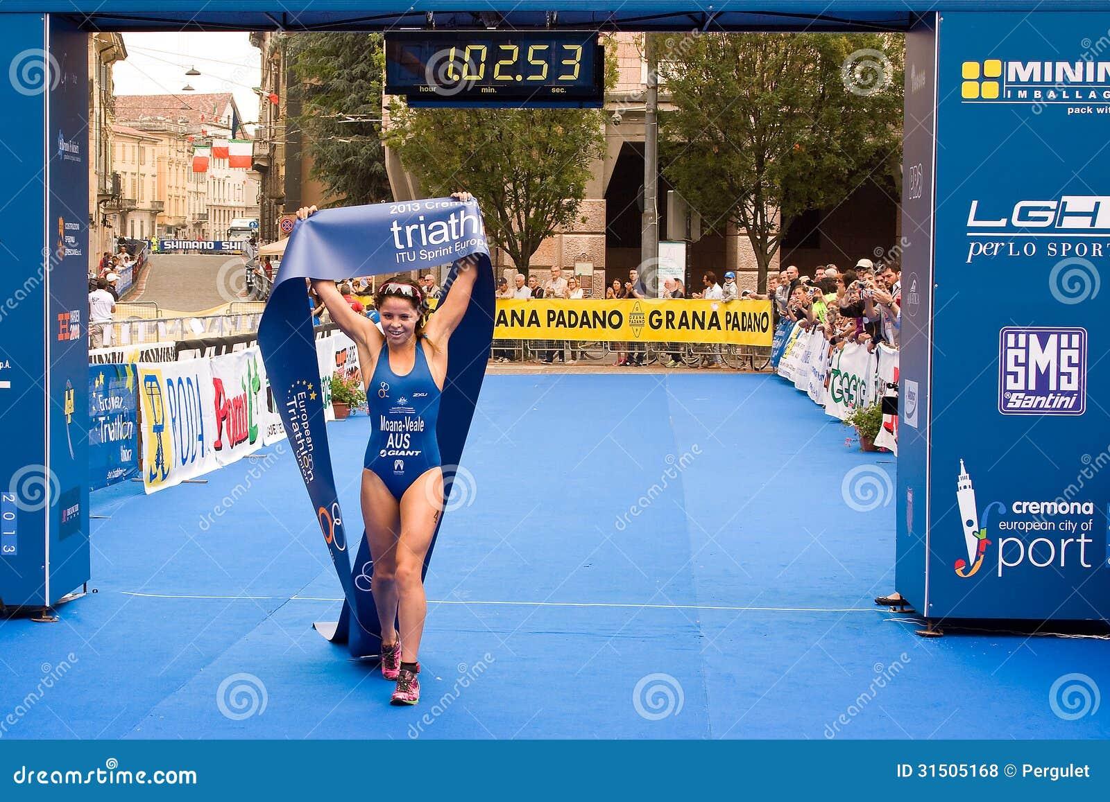 Cremona ITU European Triathlon Sprint Cup