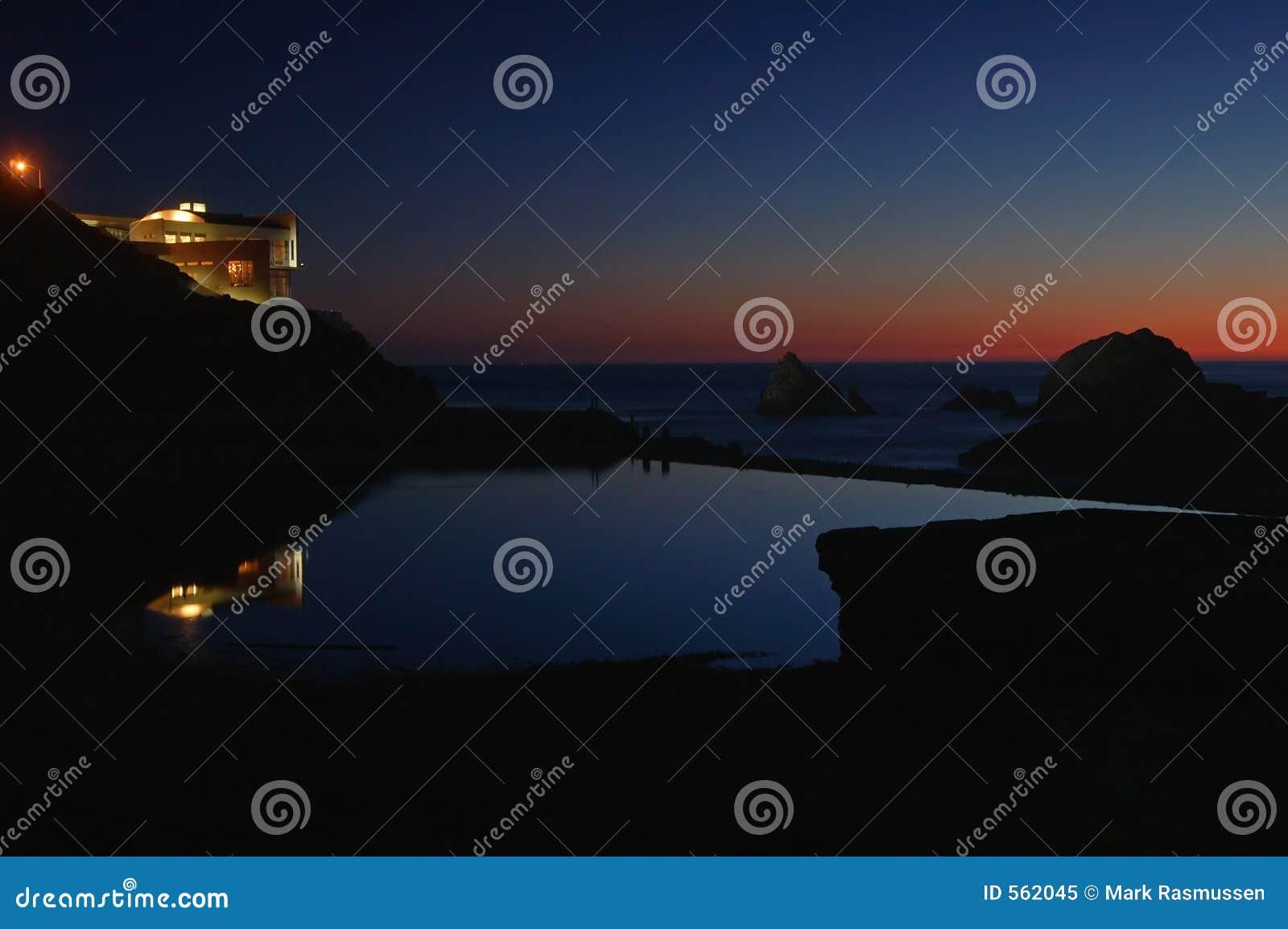 Crepúsculo de Califórnia
