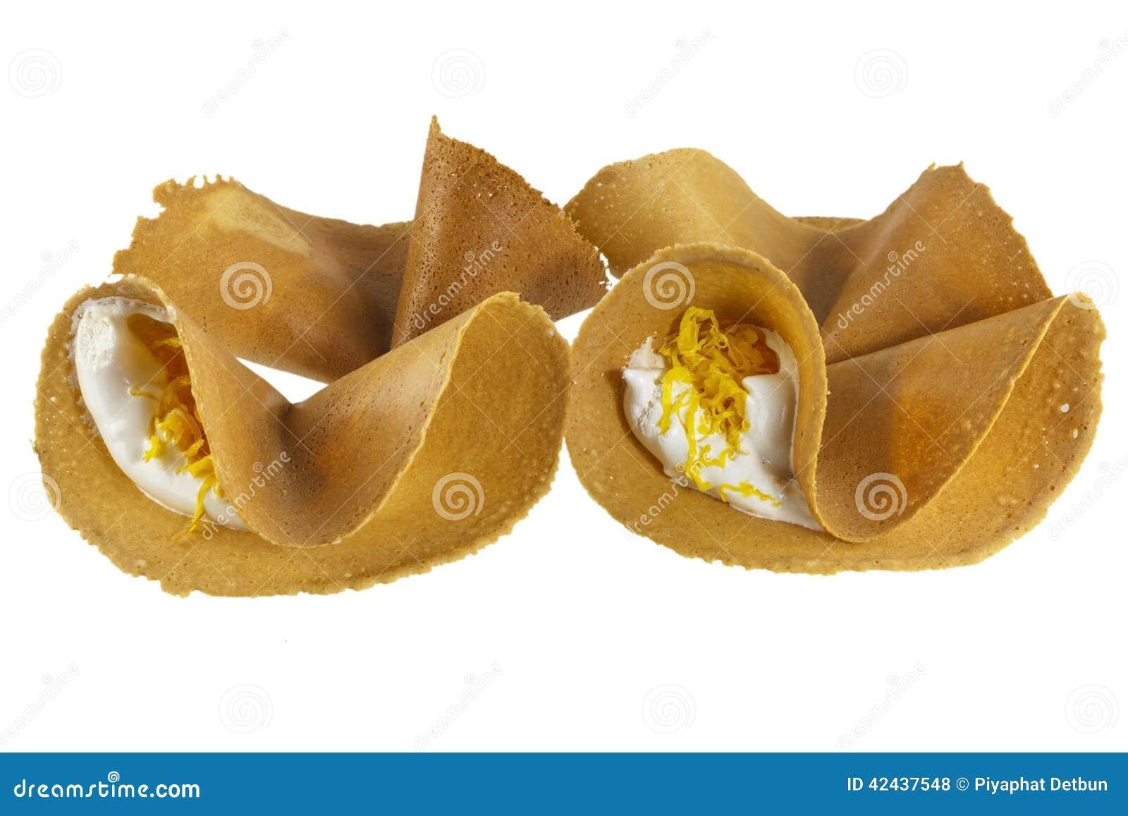 Crepe curruscante tailandesa (Kanom Buang)