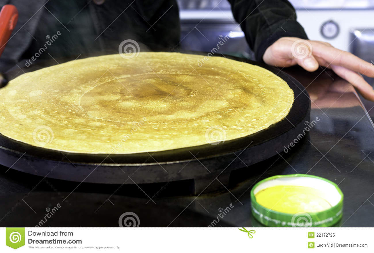 how to say crepes in italian