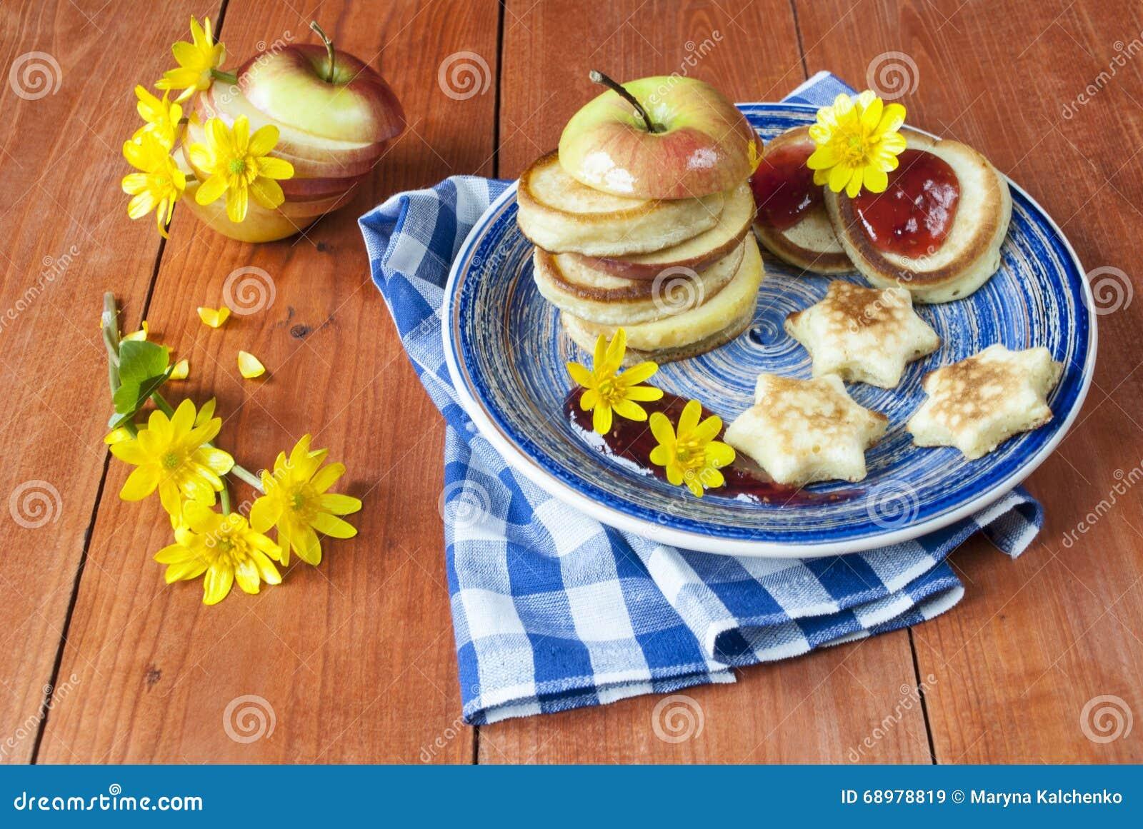 Crepes para el desayuno