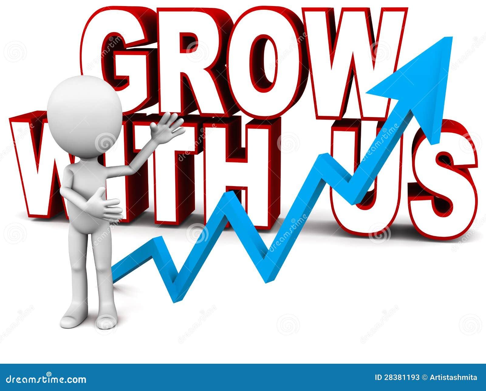 Cresça connosco