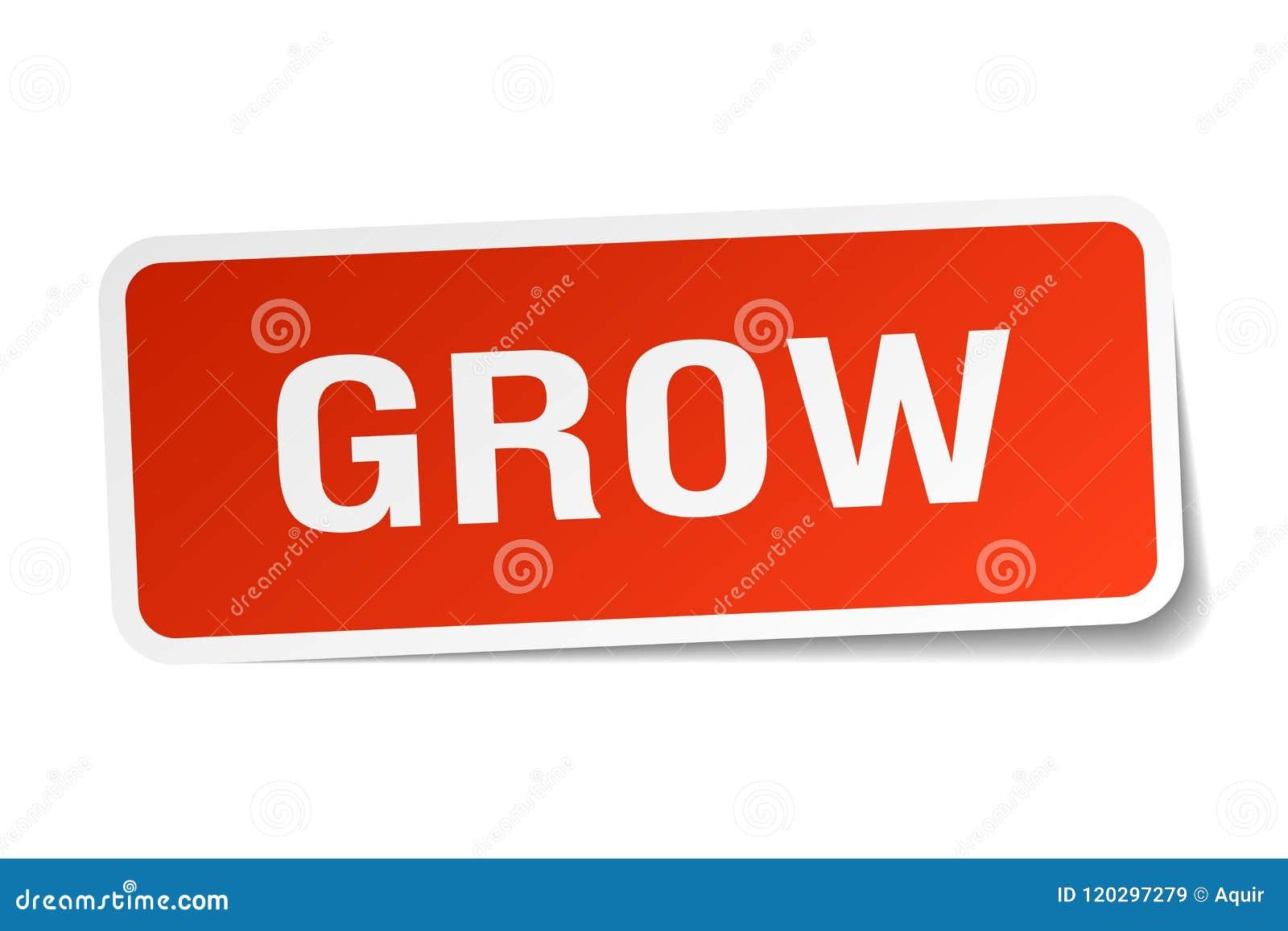 Cresça a etiqueta