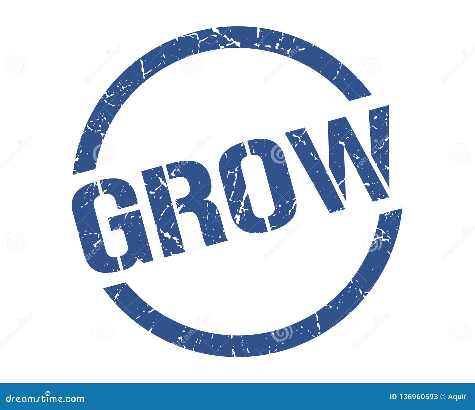 Cresça o selo