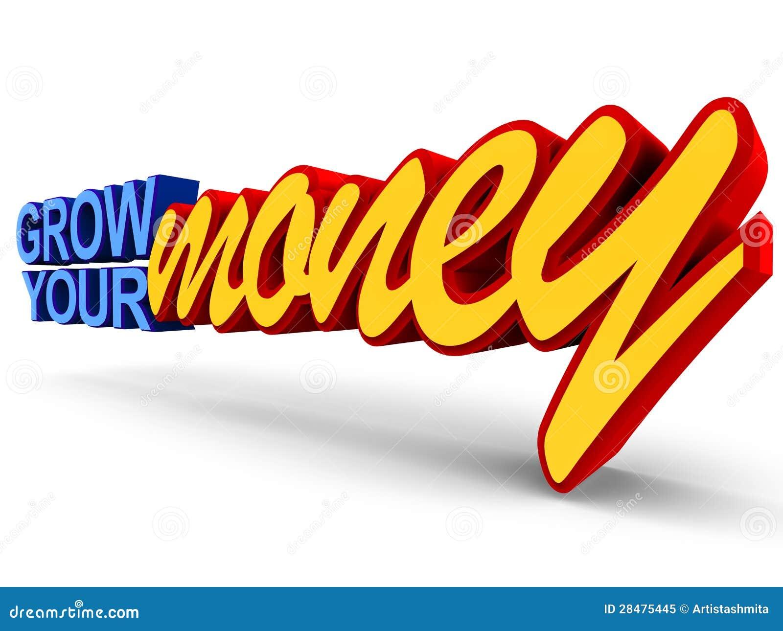 Cresça seu dinheiro