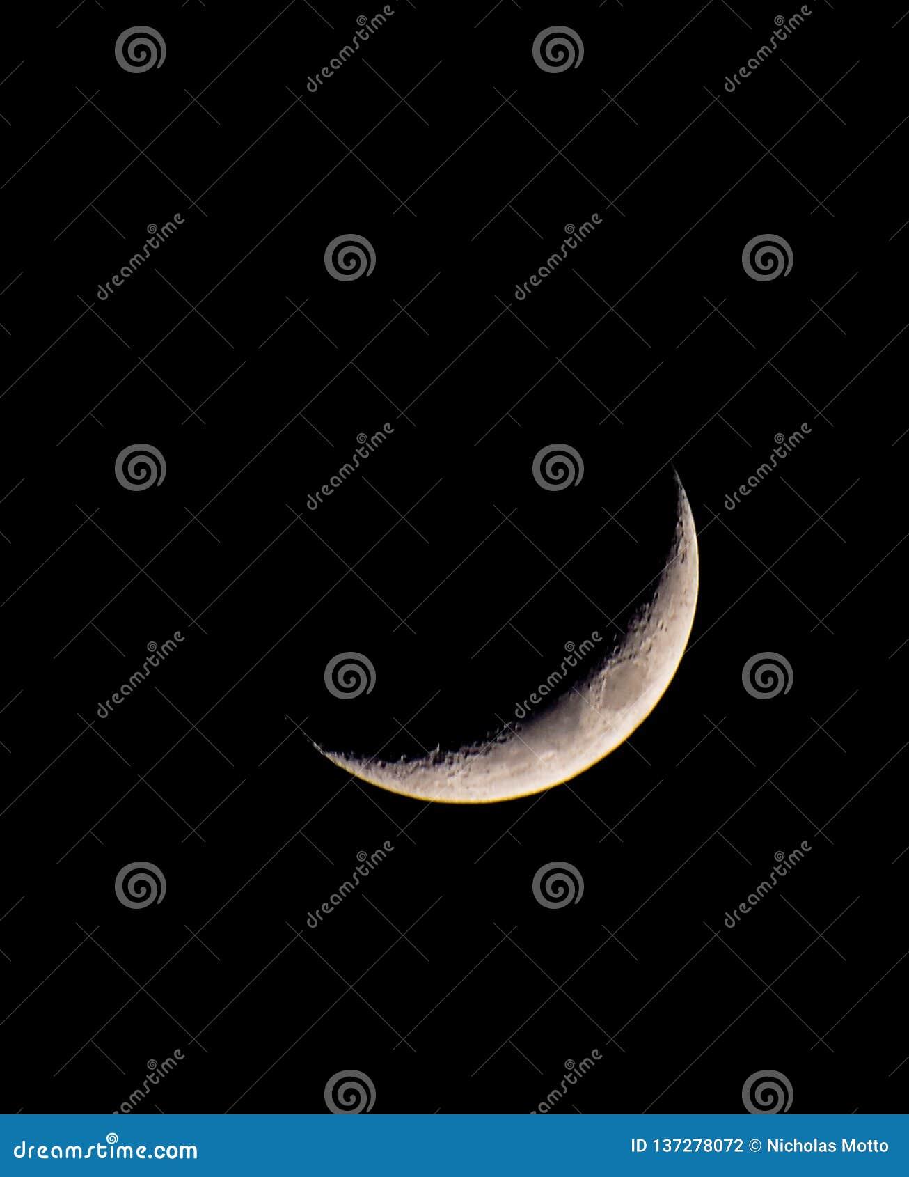 Cheshire Cat Smile Moon