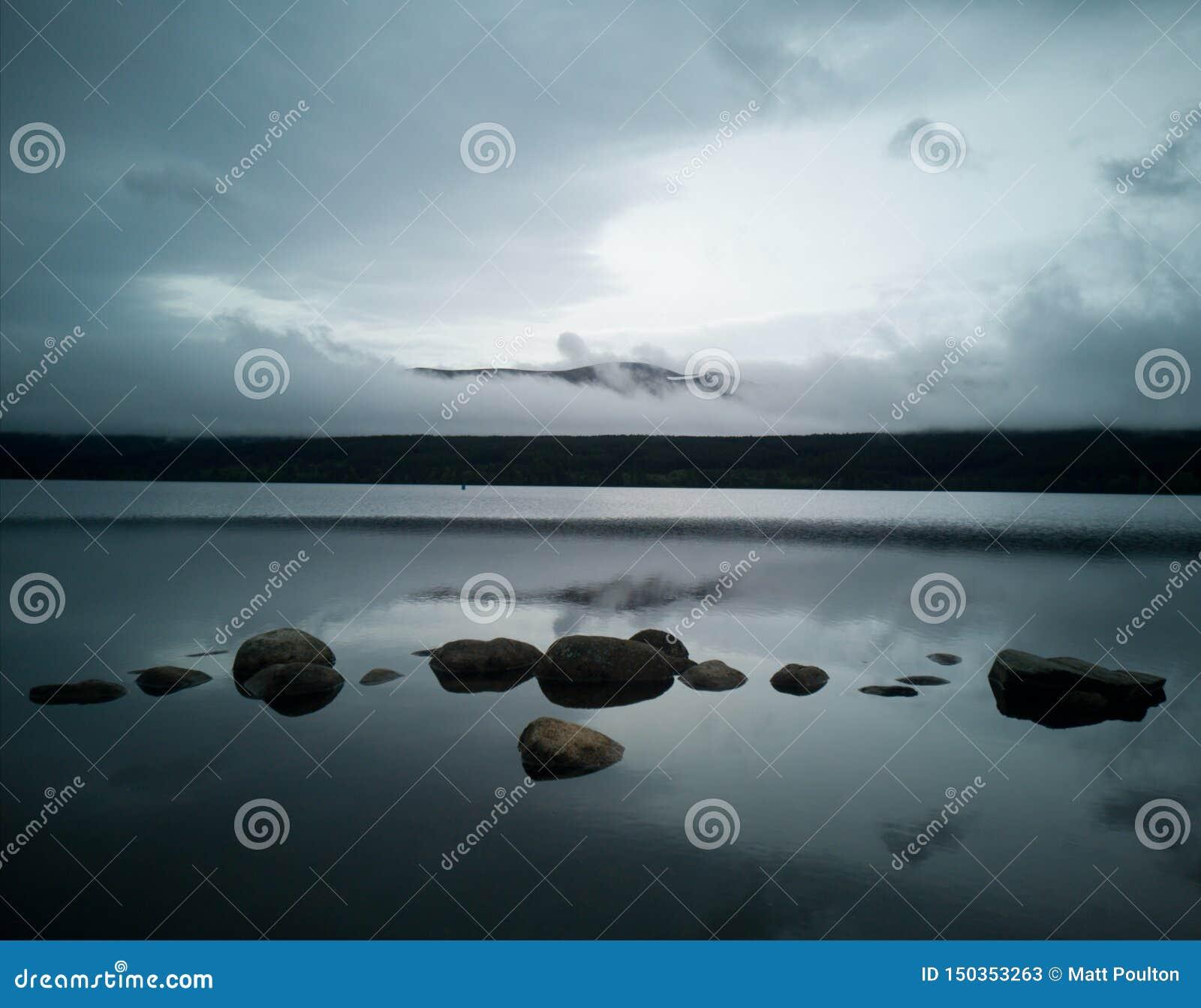 Crescente das rochas